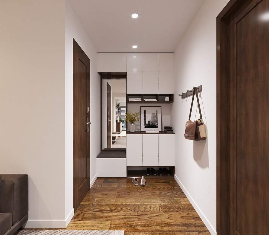 Thiết kế nội thất chung cư 80m2 1