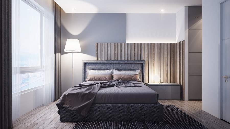 Thiết kế nội thất chung cư 90m2 4
