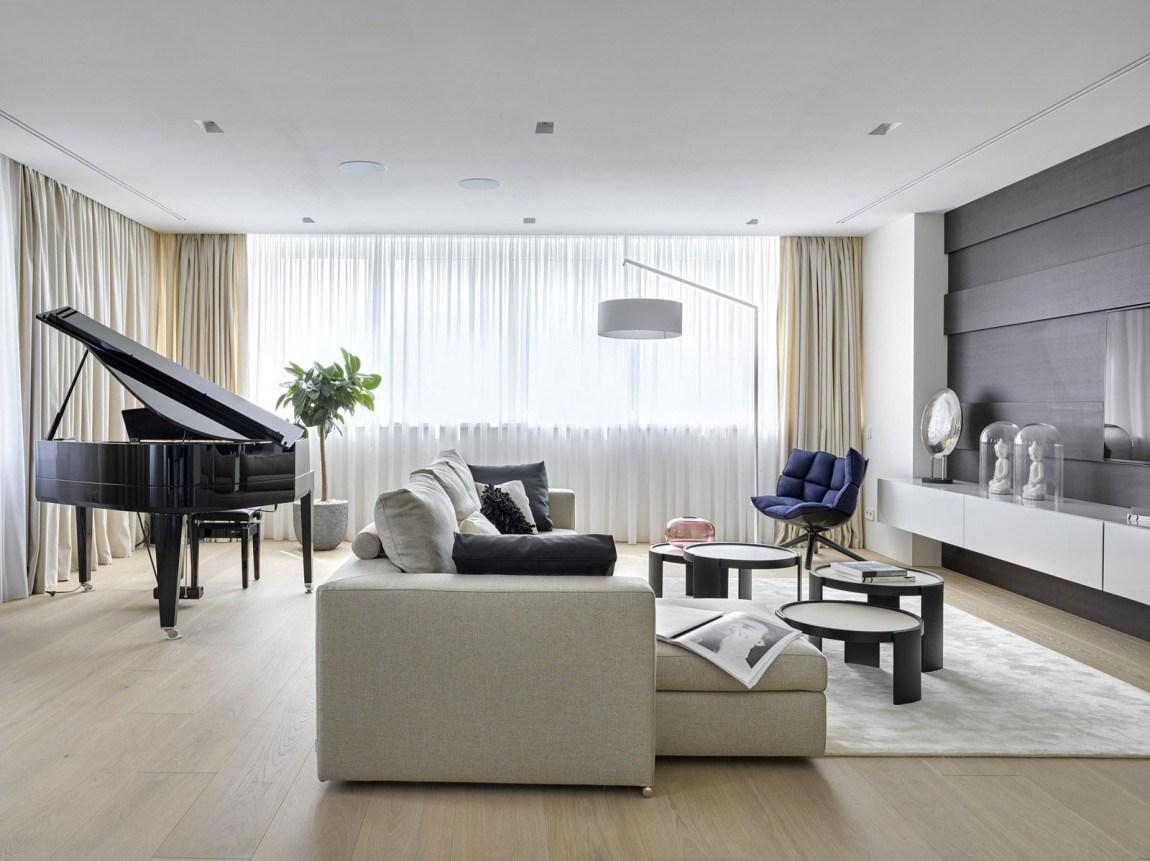 Thiết kế nội thất chung cư cao cấp 5