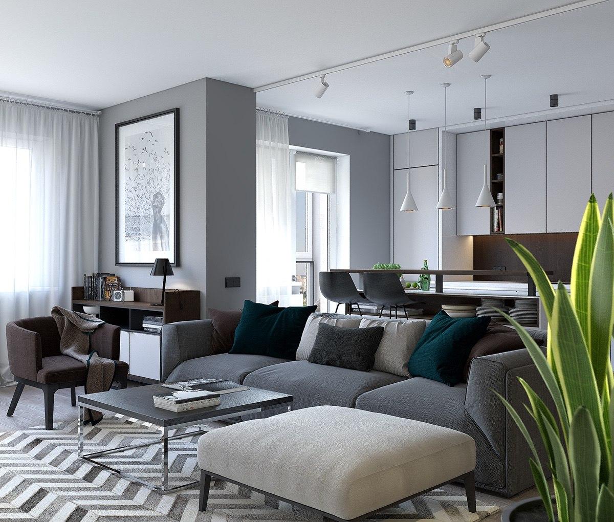Thiết kế nội thất nhà chung cư đẹp 1