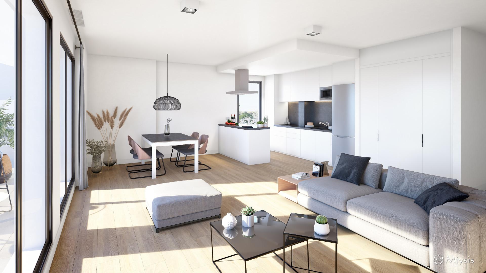 Thiết kế nội thất nhà chung cư đẹp 4