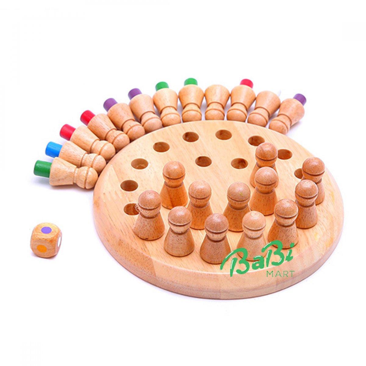 Trò chơi bằng gỗ 1