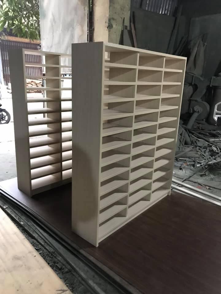 Tủ đựng hồ sơ gỗ công nghiệp