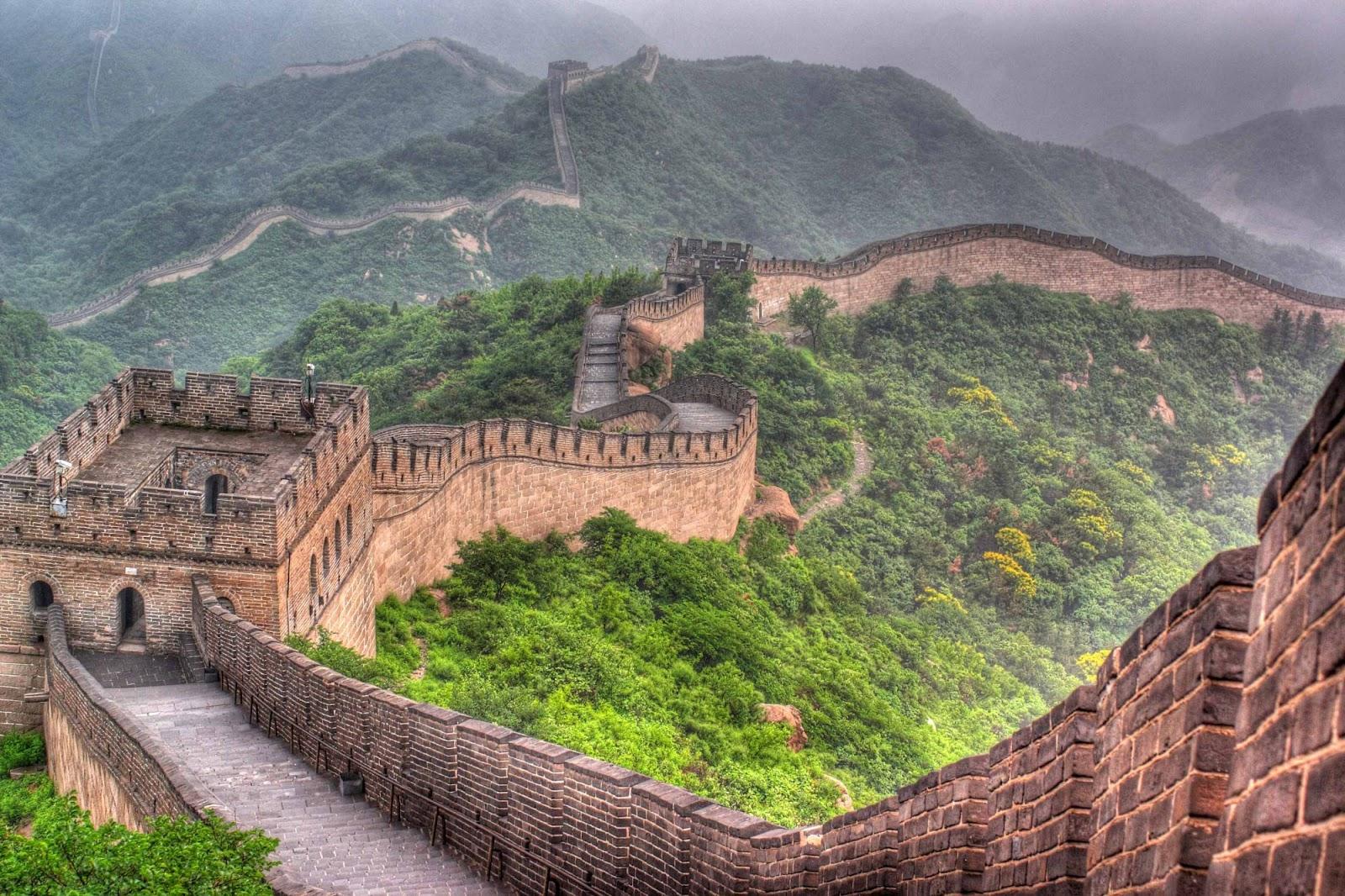 Vạn Lý Trường Thành - Công trình thế kỷ của thế giới