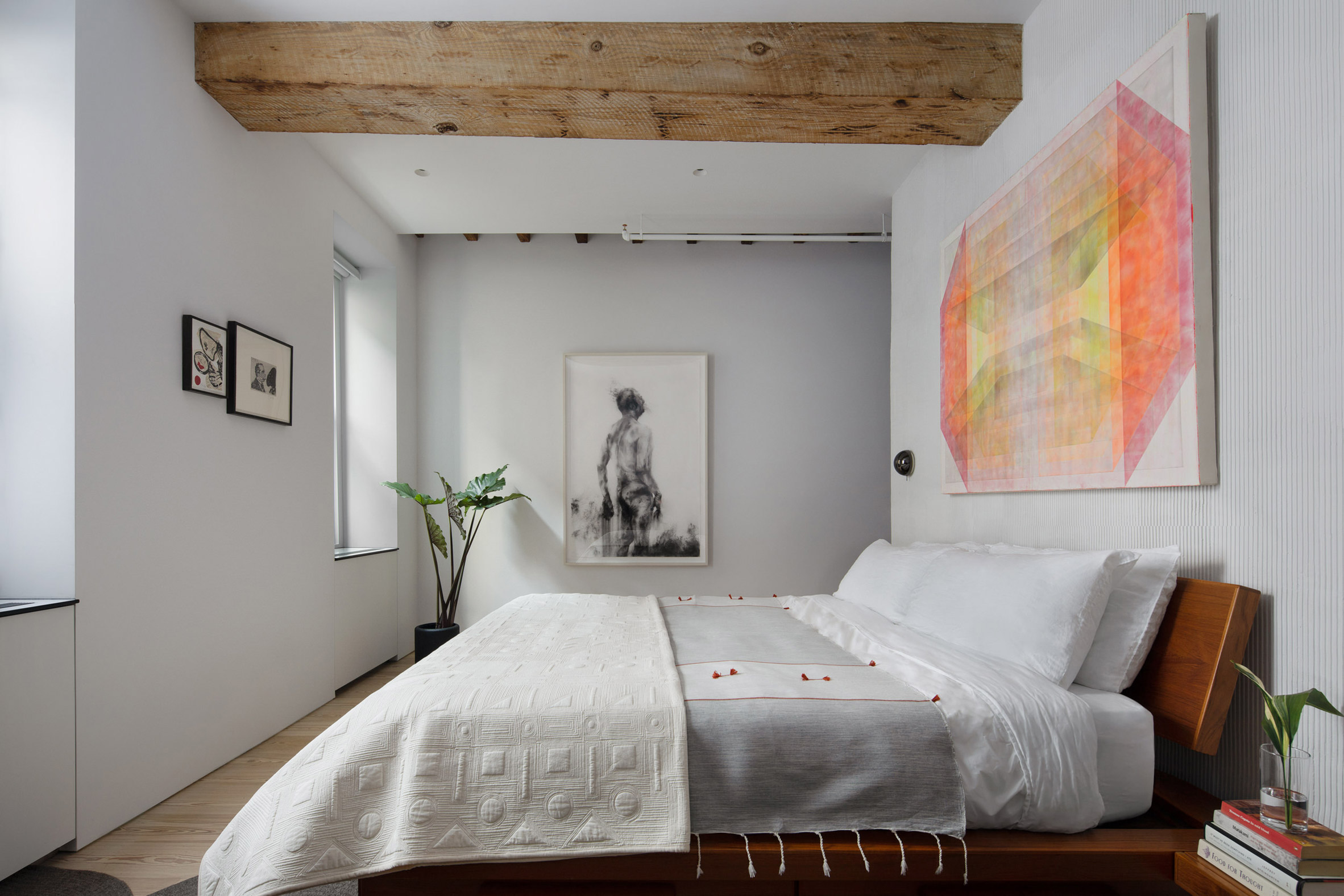 Kết hợp Gỗ và Đá Cẩm Thạch trong thiết kế kiến trúc nội thất 5