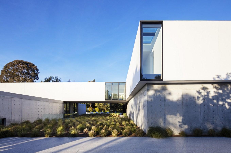 Kiến trúc hiện đại căn hộ