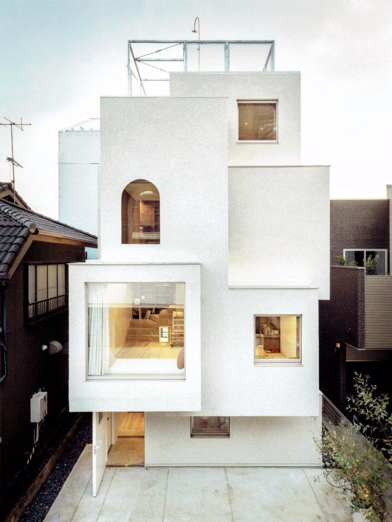 Kiến trúc mới ấn tượng