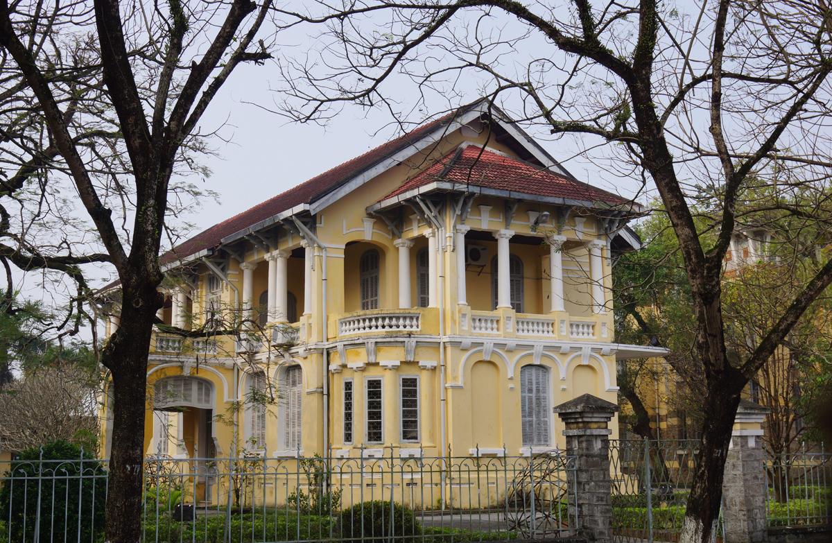 Kiến trúc thuộc địa Pháp
