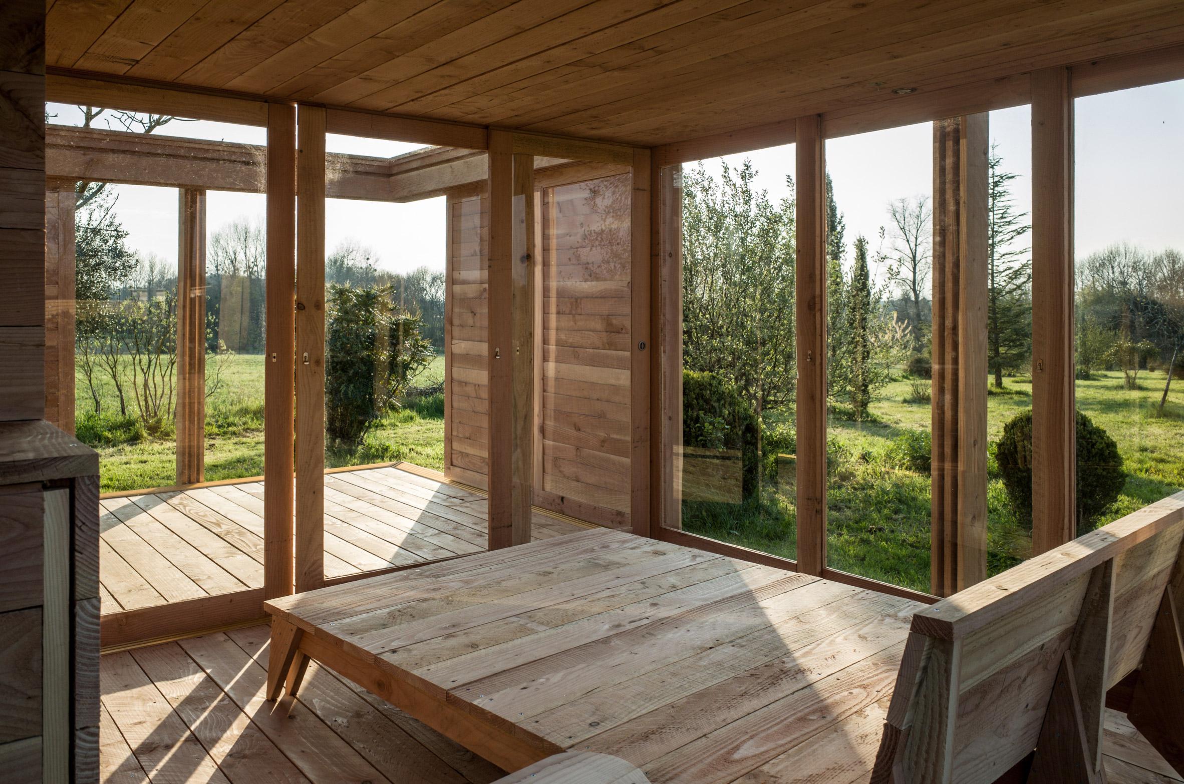Nội thất gỗ tự nhiên 10