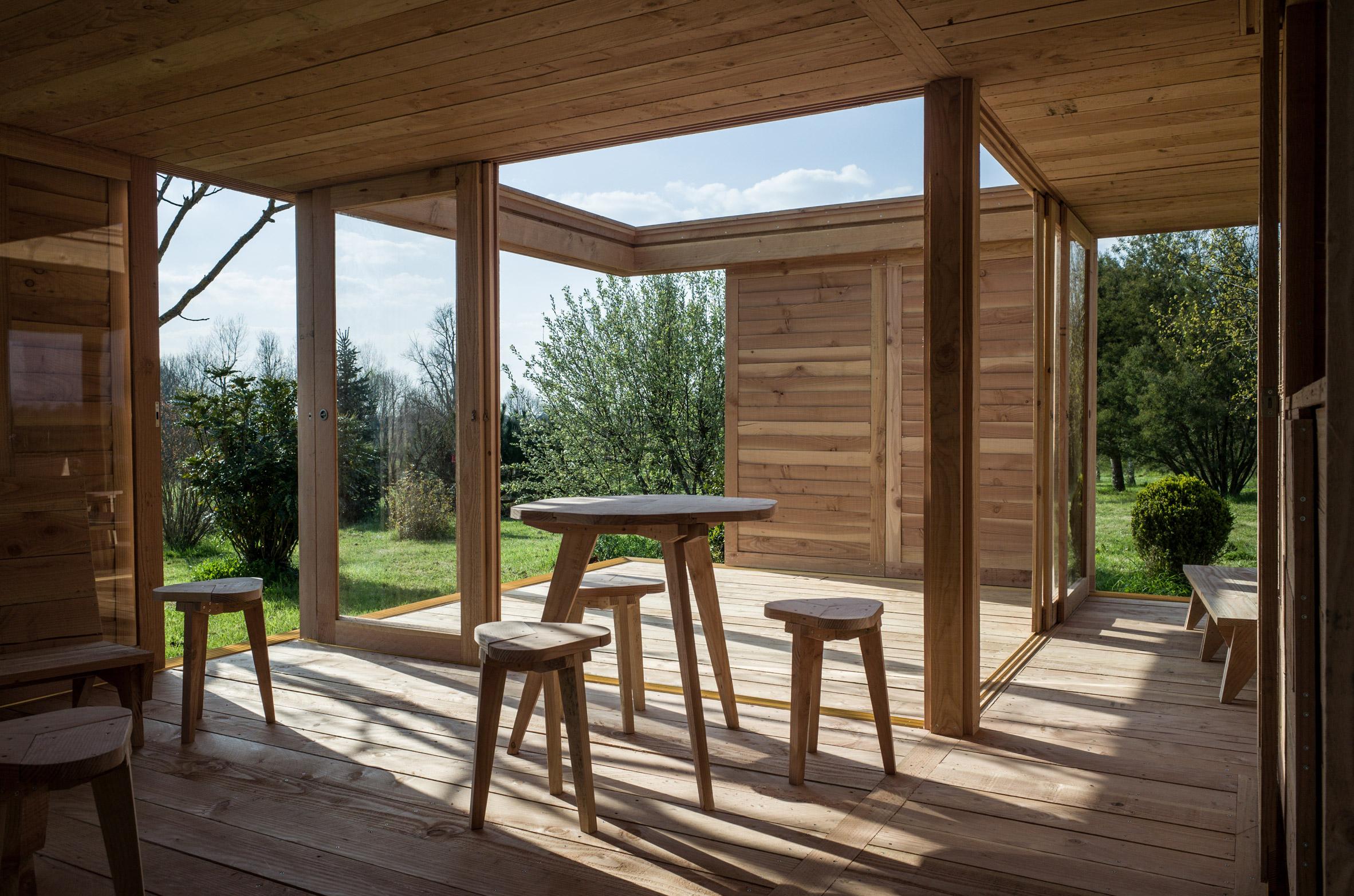 Nội thất gỗ tự nhiên 11