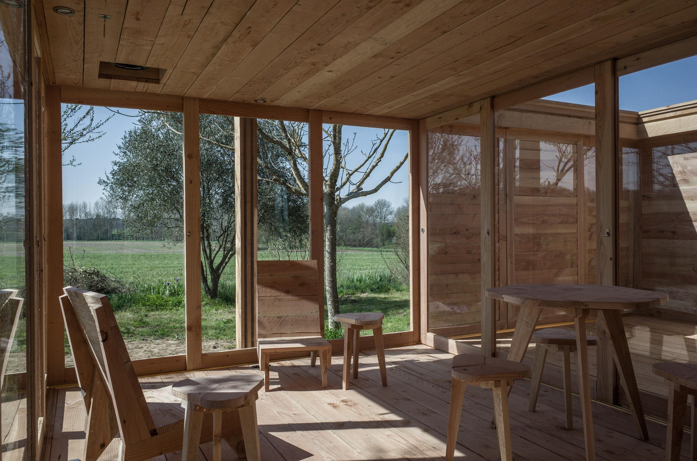 Nội thất gỗ tự nhiên 12
