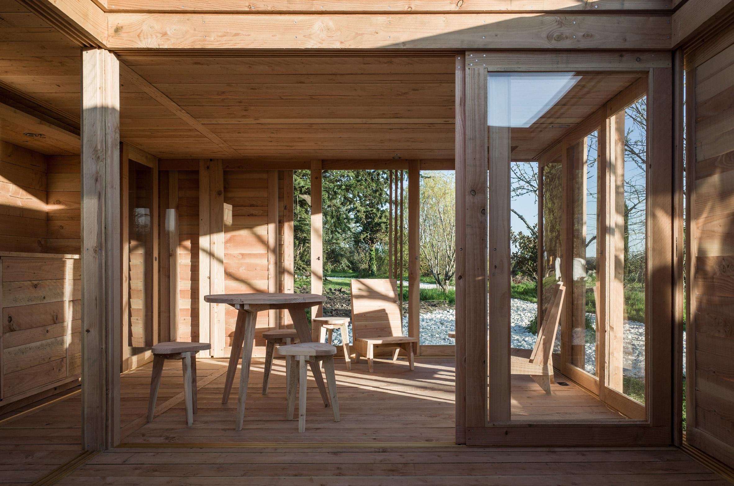 Nội thất gỗ tự nhiên 2