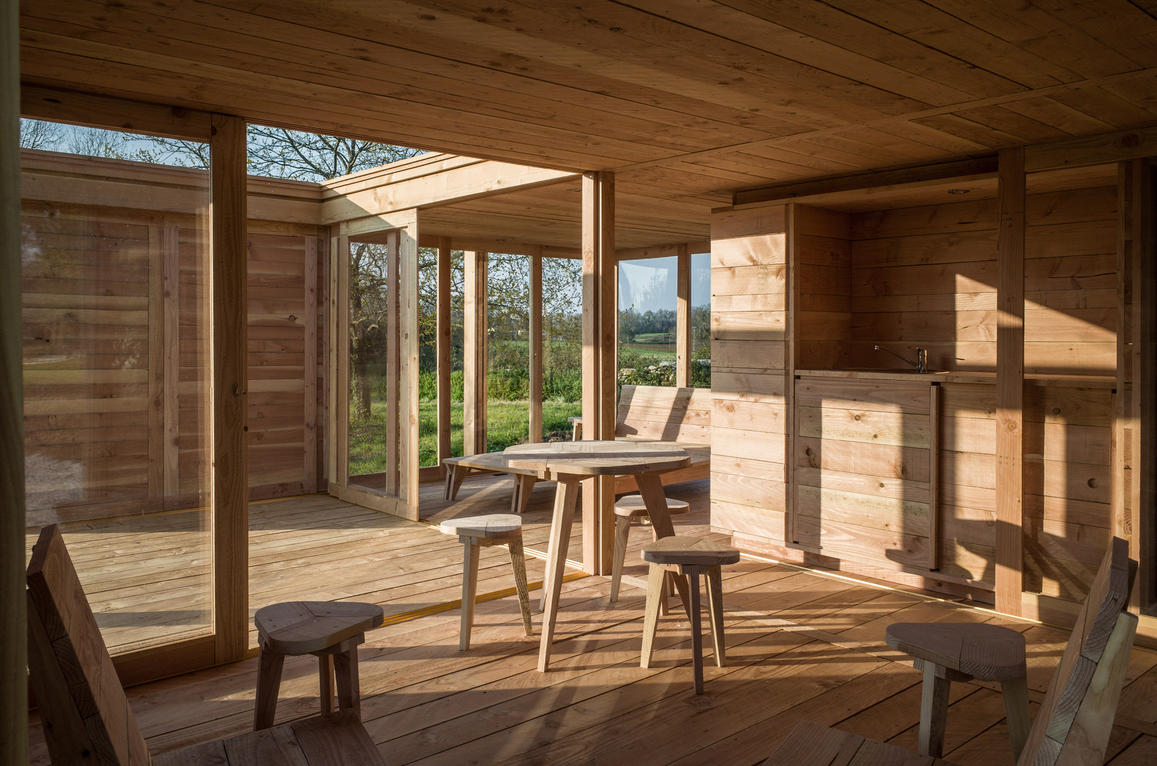 Nội thất gỗ tự nhiên 4