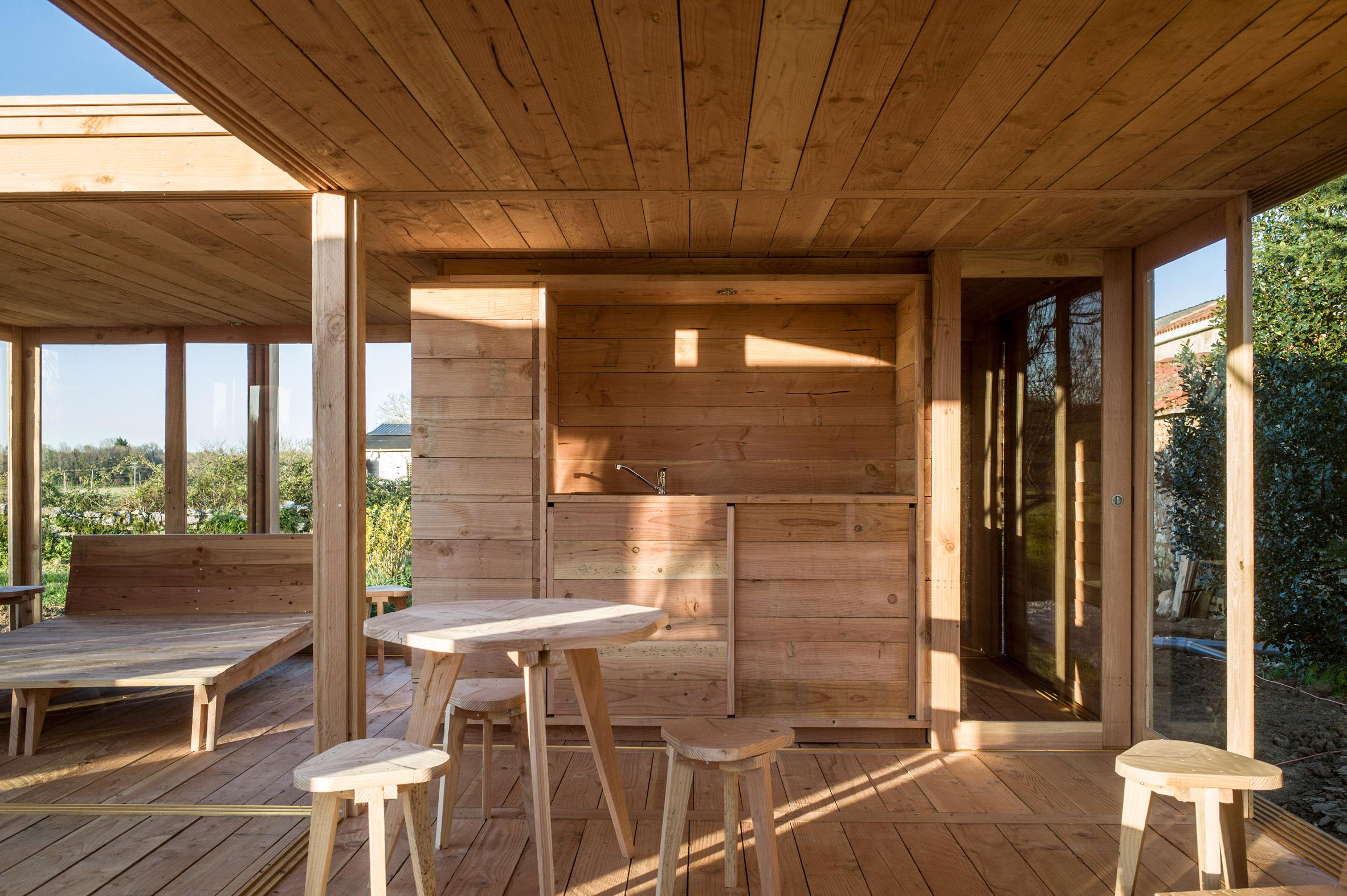 Nội thất gỗ tự nhiên 5