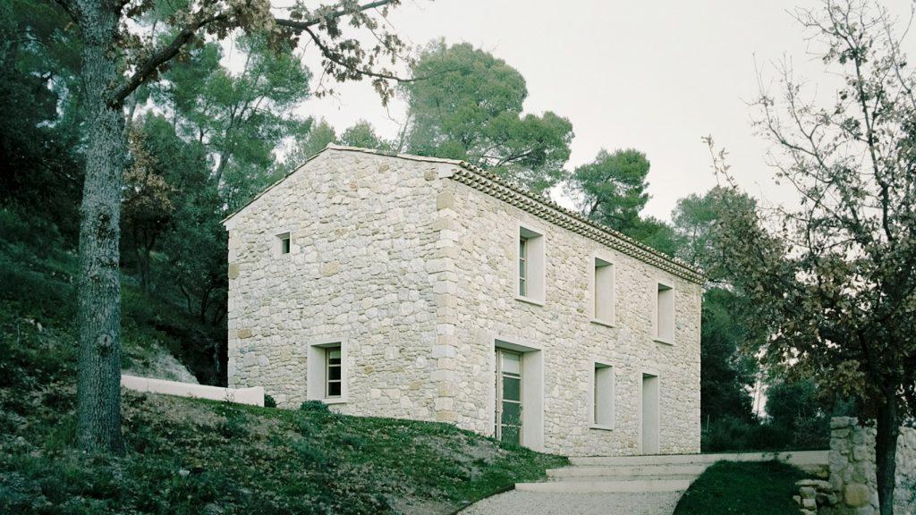 Nội thất nhà nông thôn ở Pháp