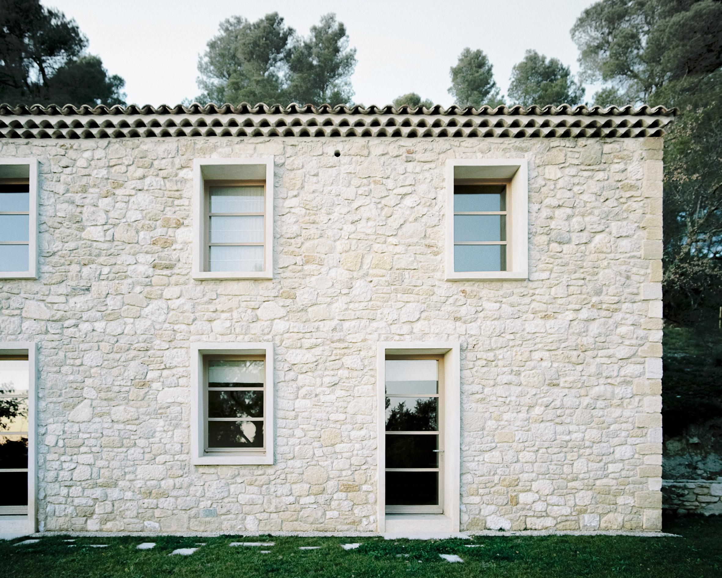Nội thất nhà nông thôn ở Pháp 11