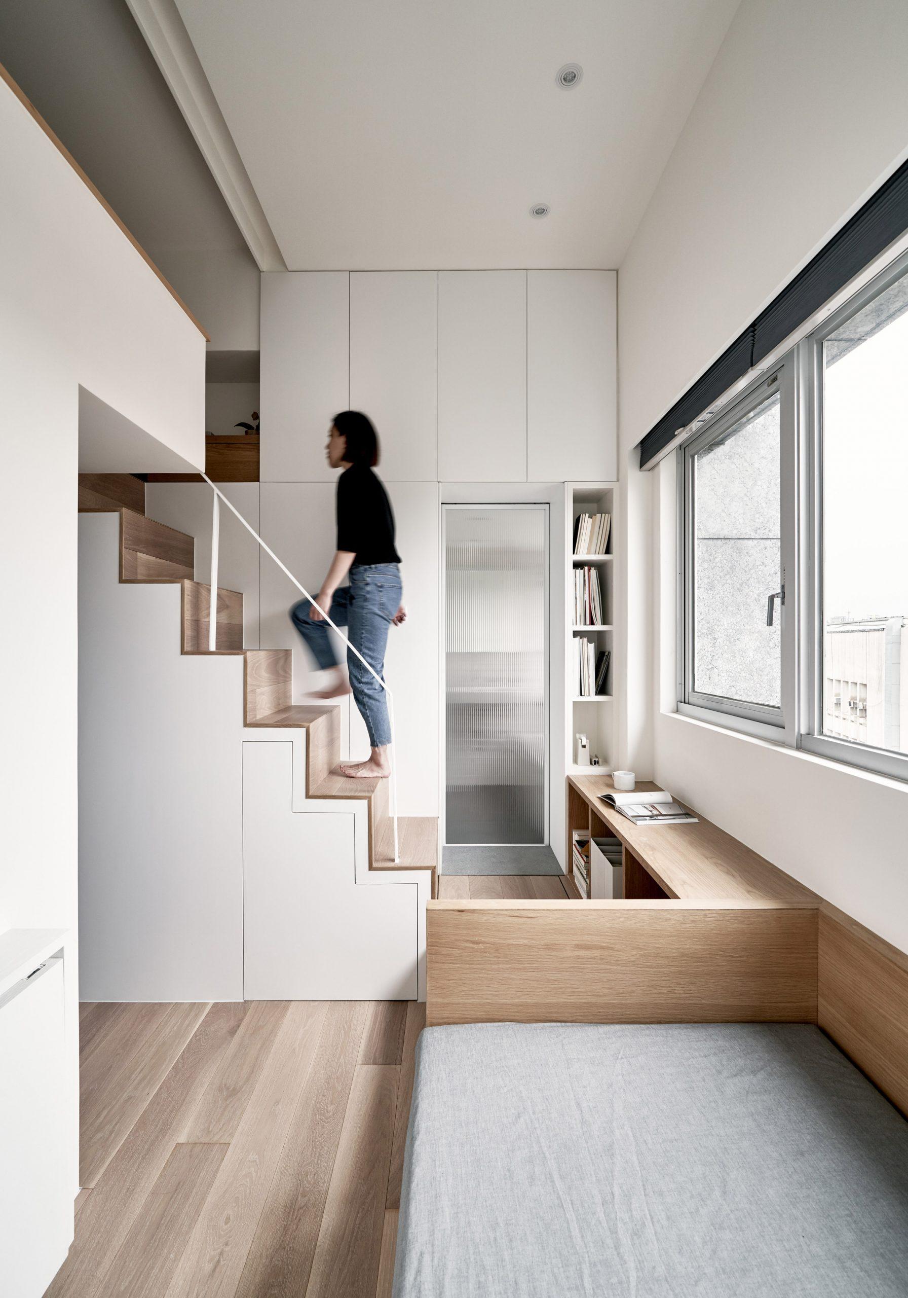 Thiết kế nội thất căn hộ 50m2 1