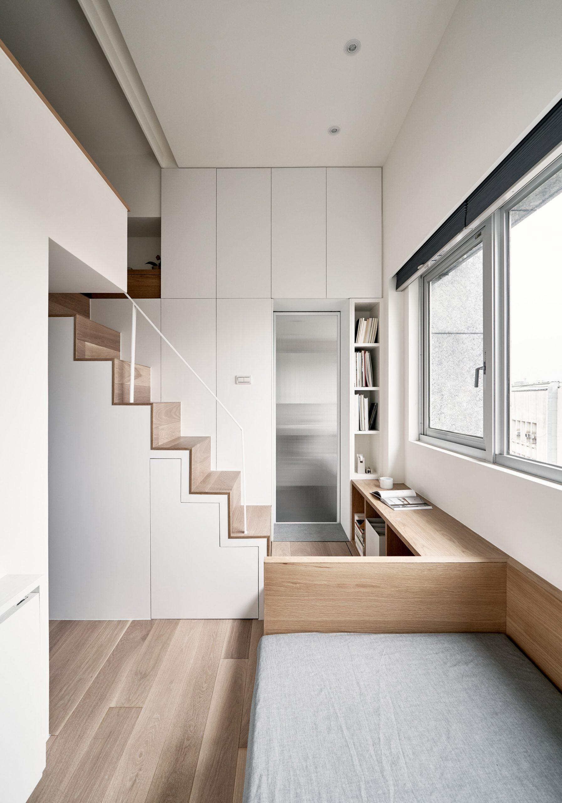 Thiết kế nội thất căn hộ 50m2 11