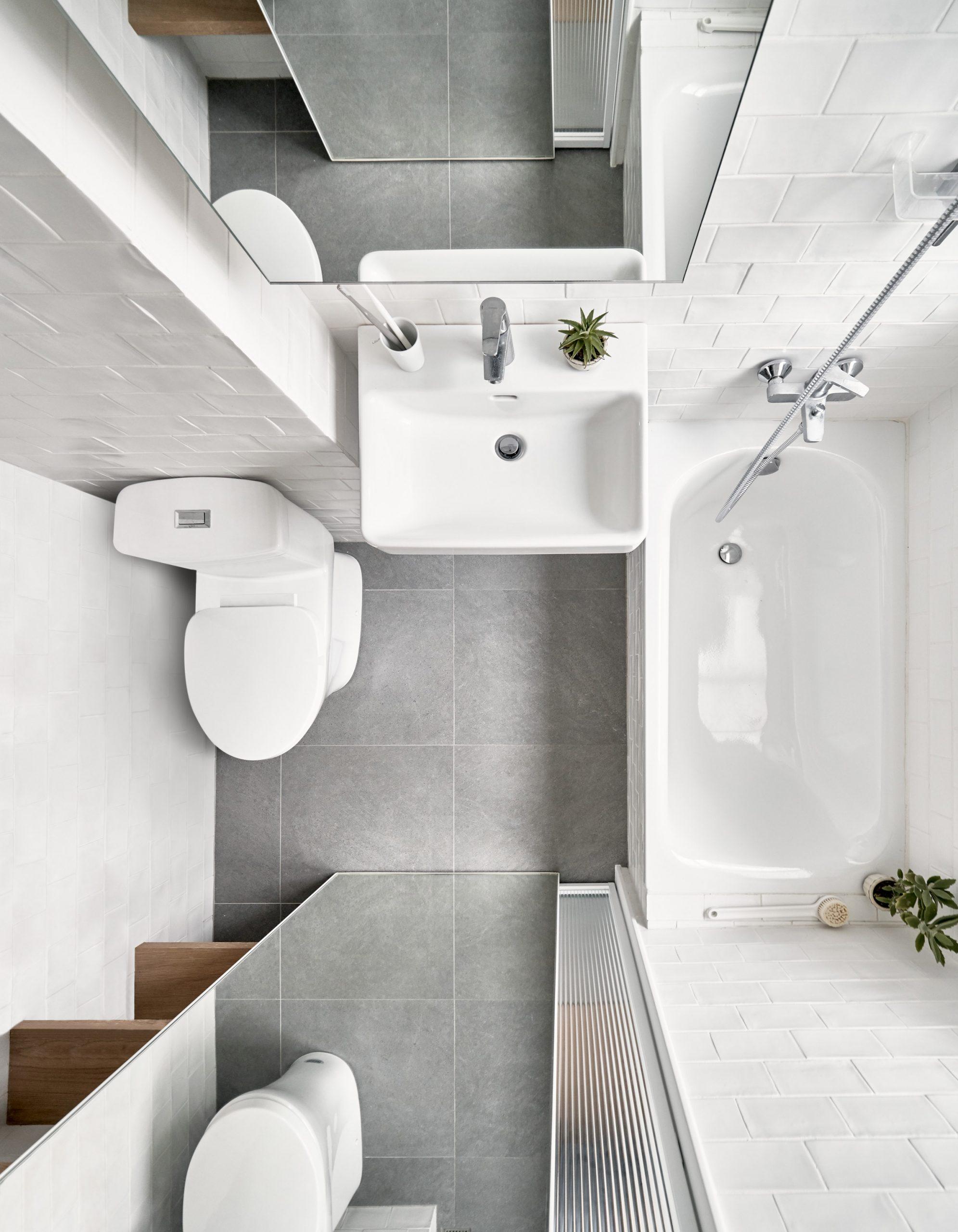 Thiết kế nội thất căn hộ 50m2 13