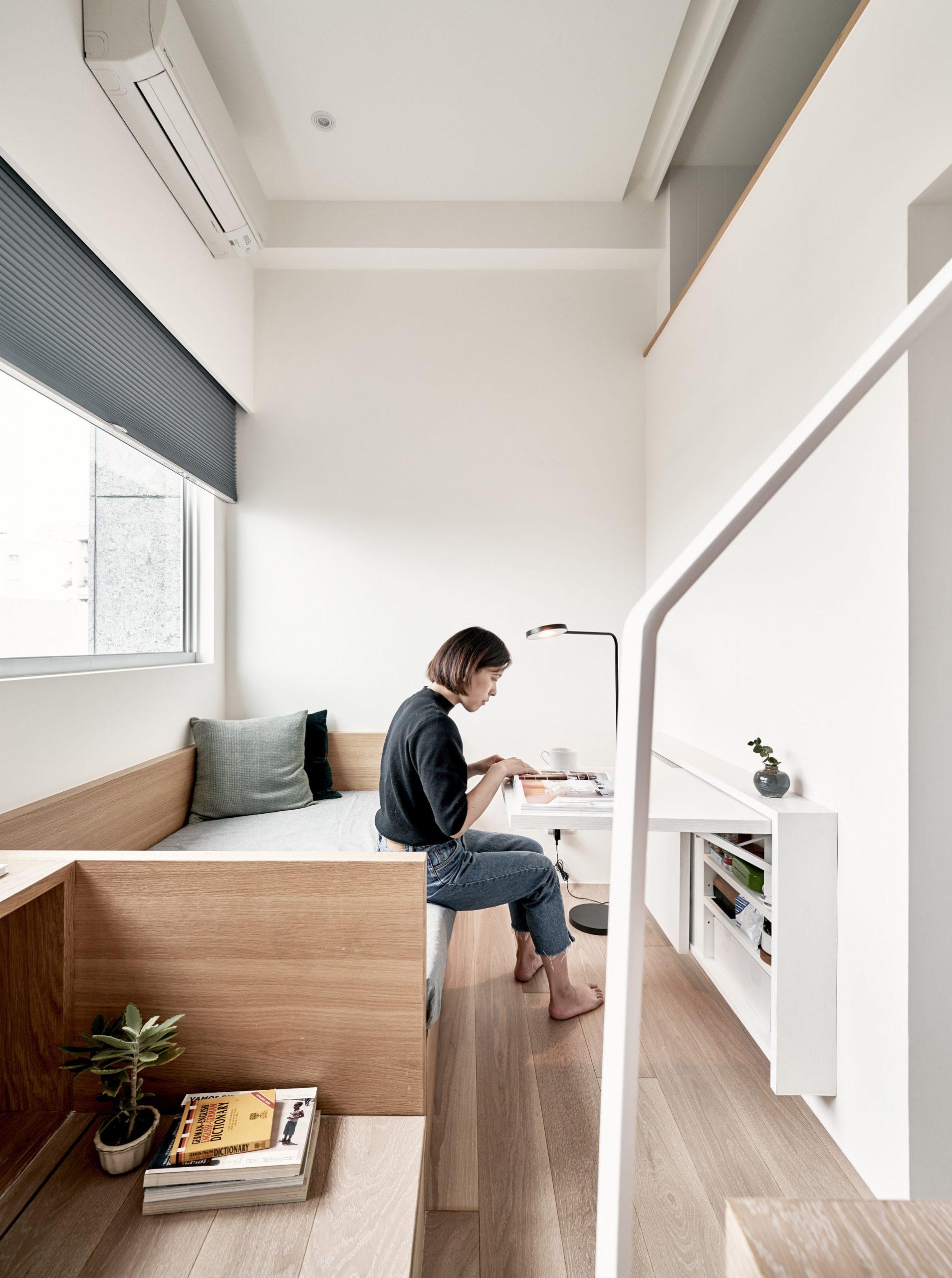 Thiết kế nội thất căn hộ 50m2 14
