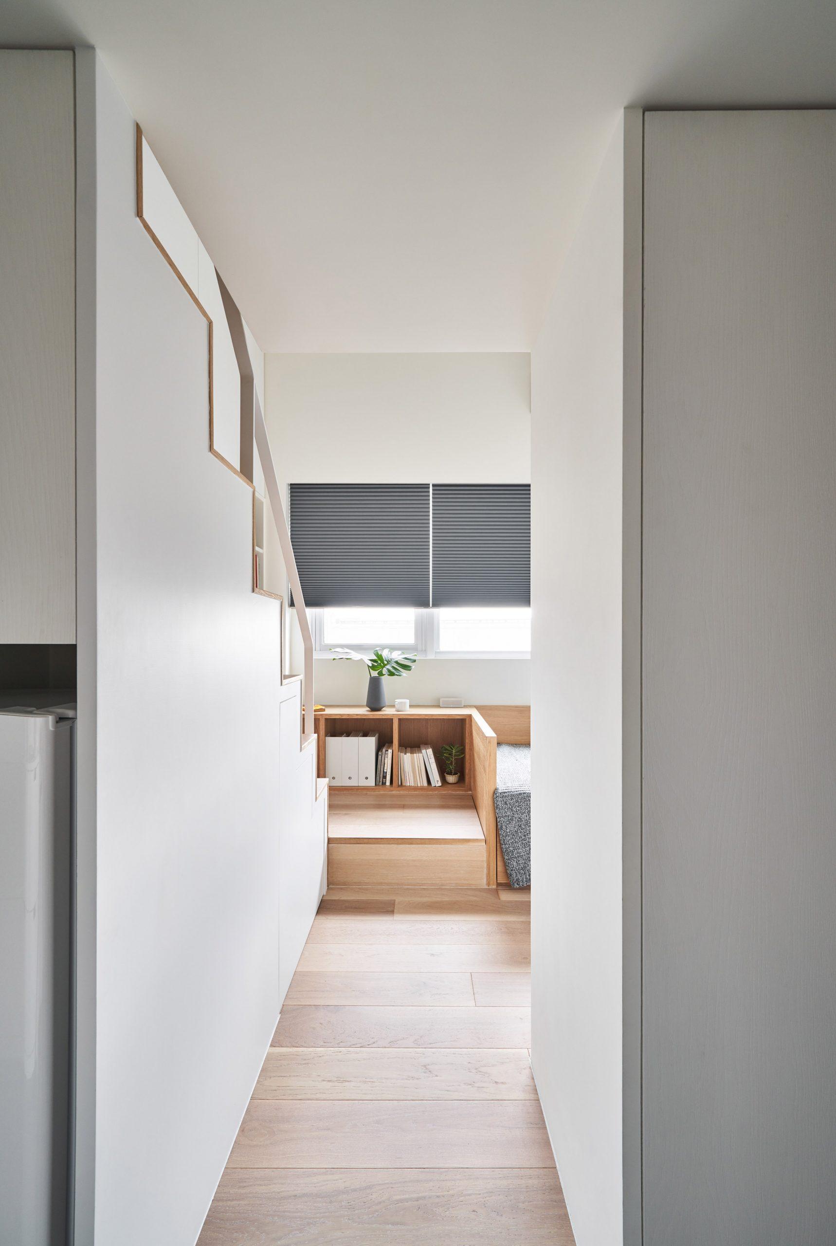 Thiết kế nội thất căn hộ 50m2 15