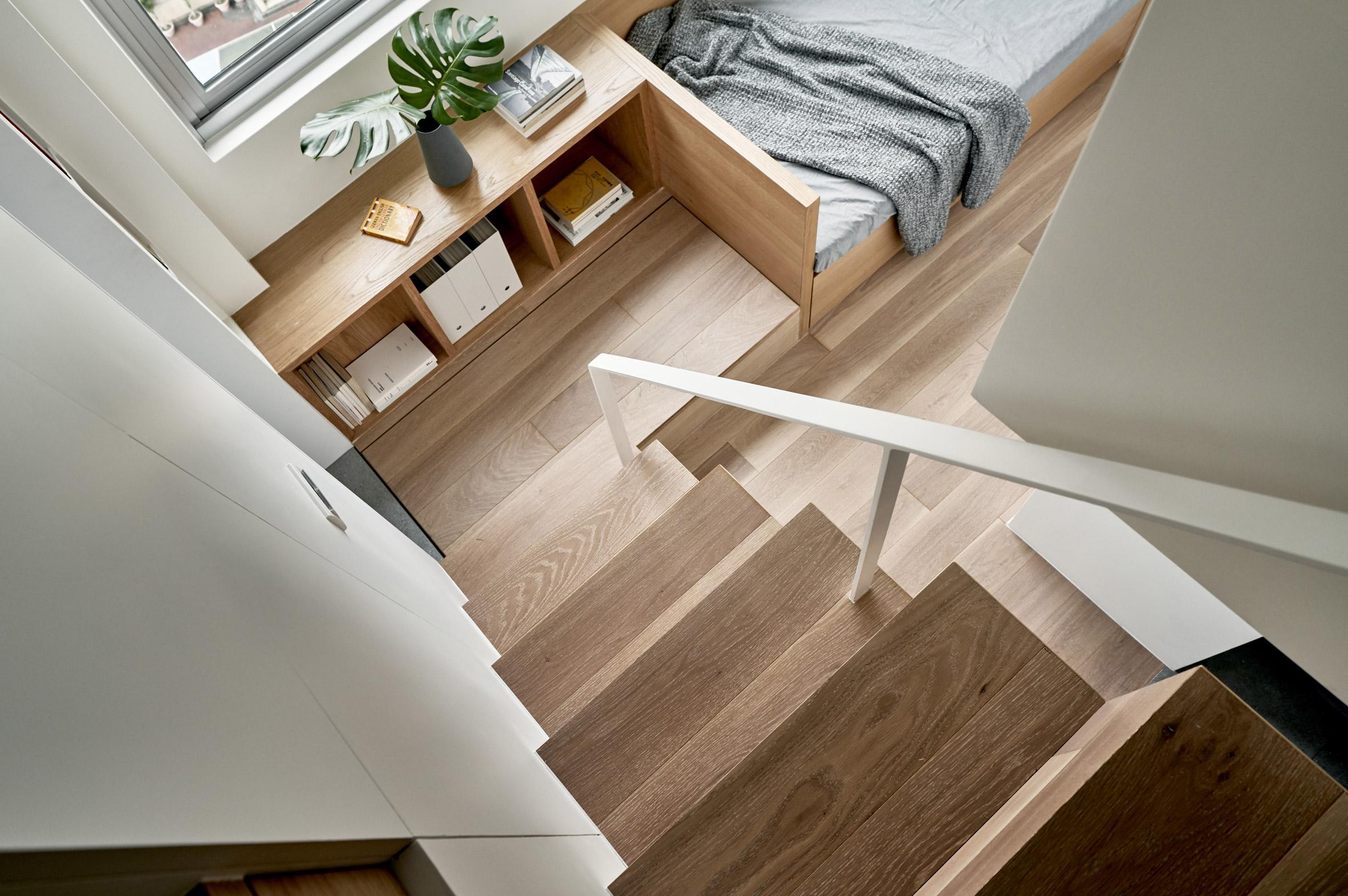 Thiết kế nội thất căn hộ 50m2 17