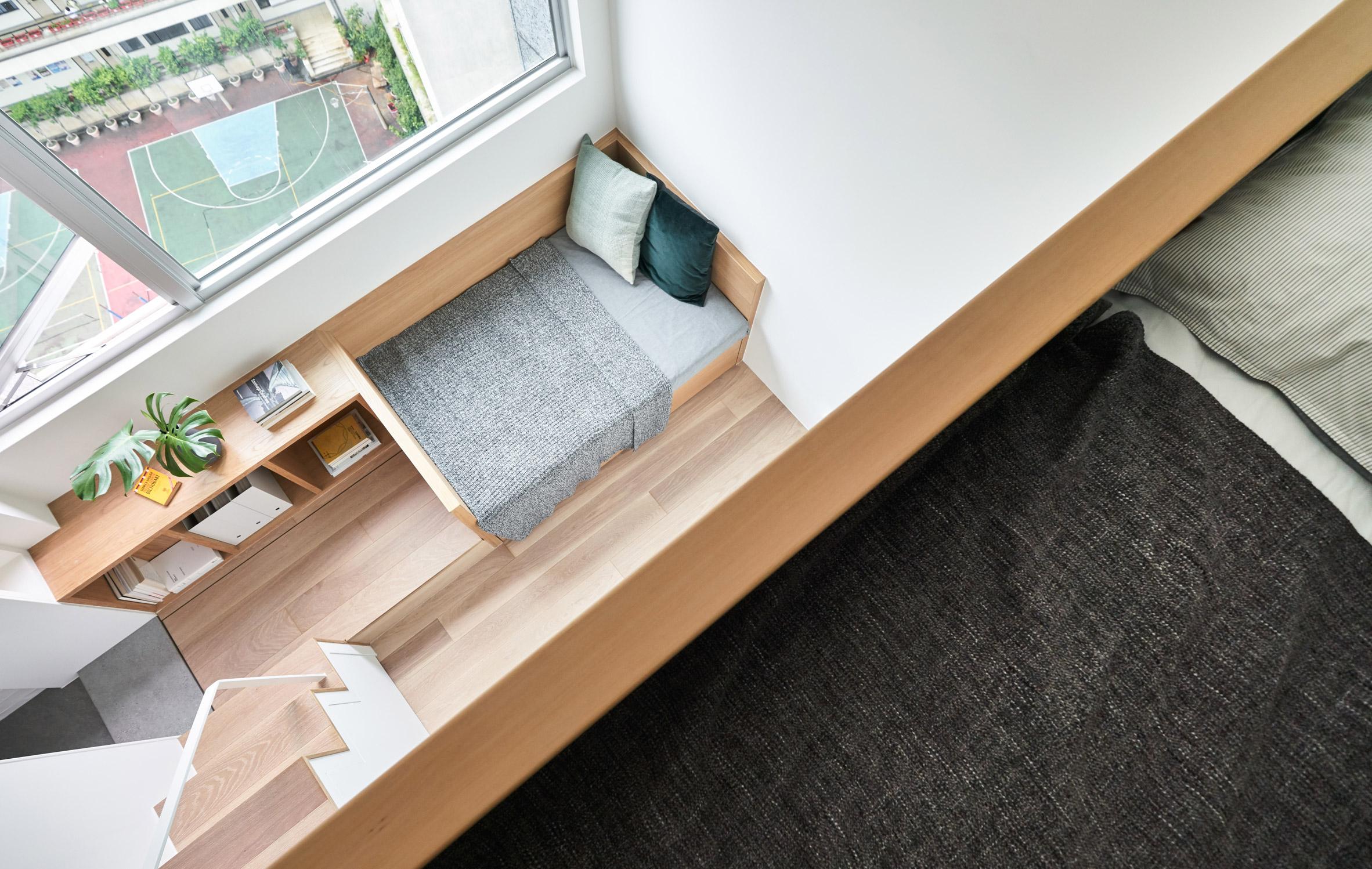 Thiết kế nội thất căn hộ 50m2 18