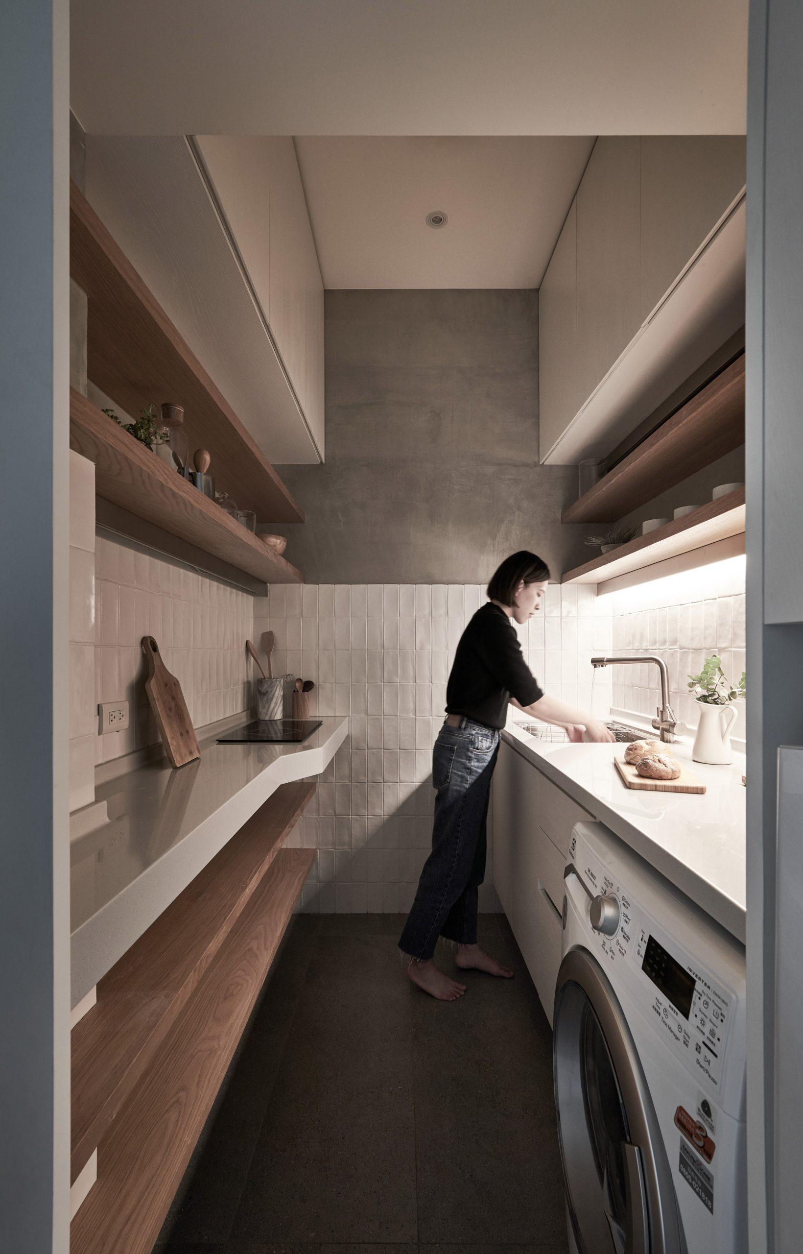 Thiết kế nội thất căn hộ 50m2 3