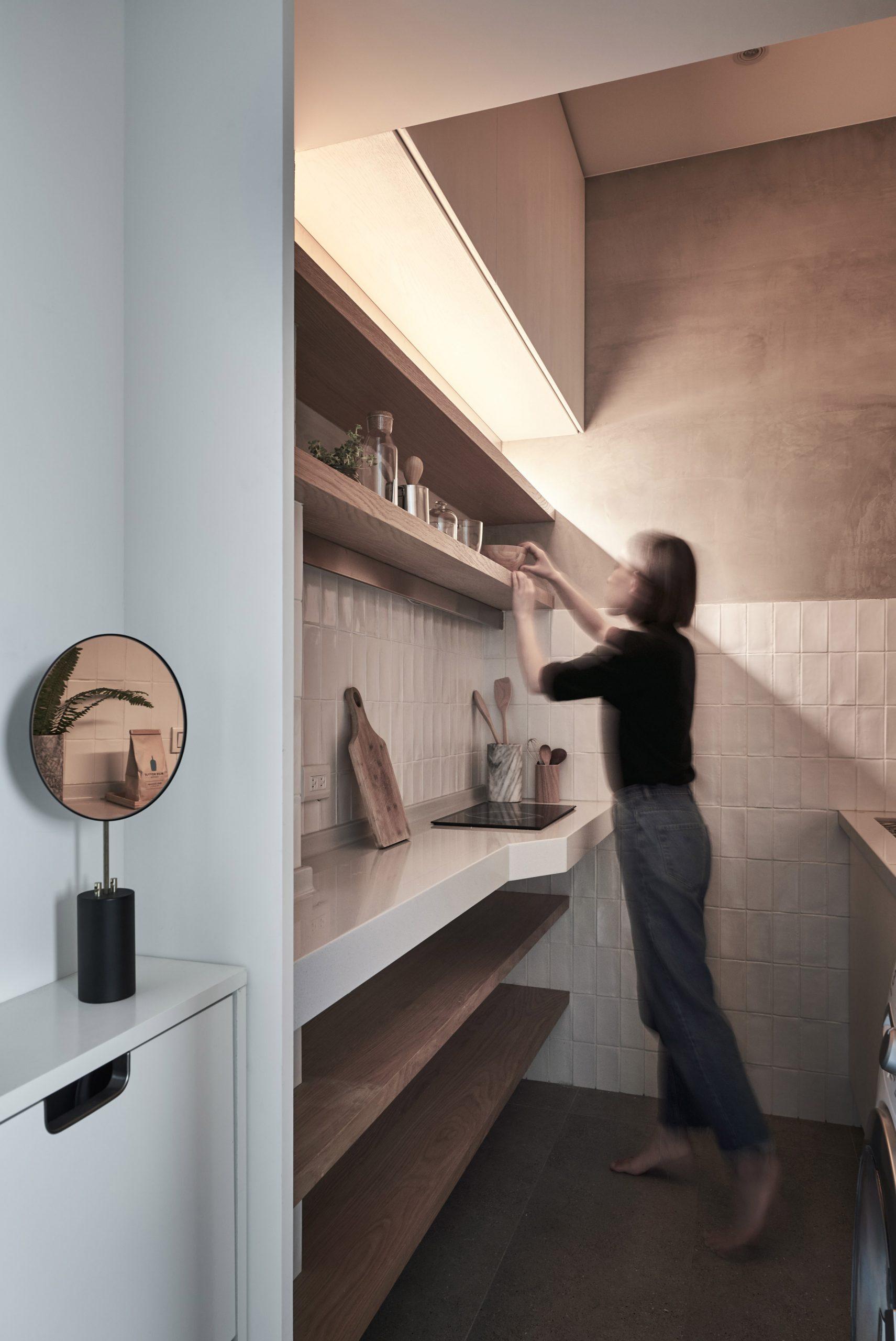 Thiết kế nội thất căn hộ 50m2 4