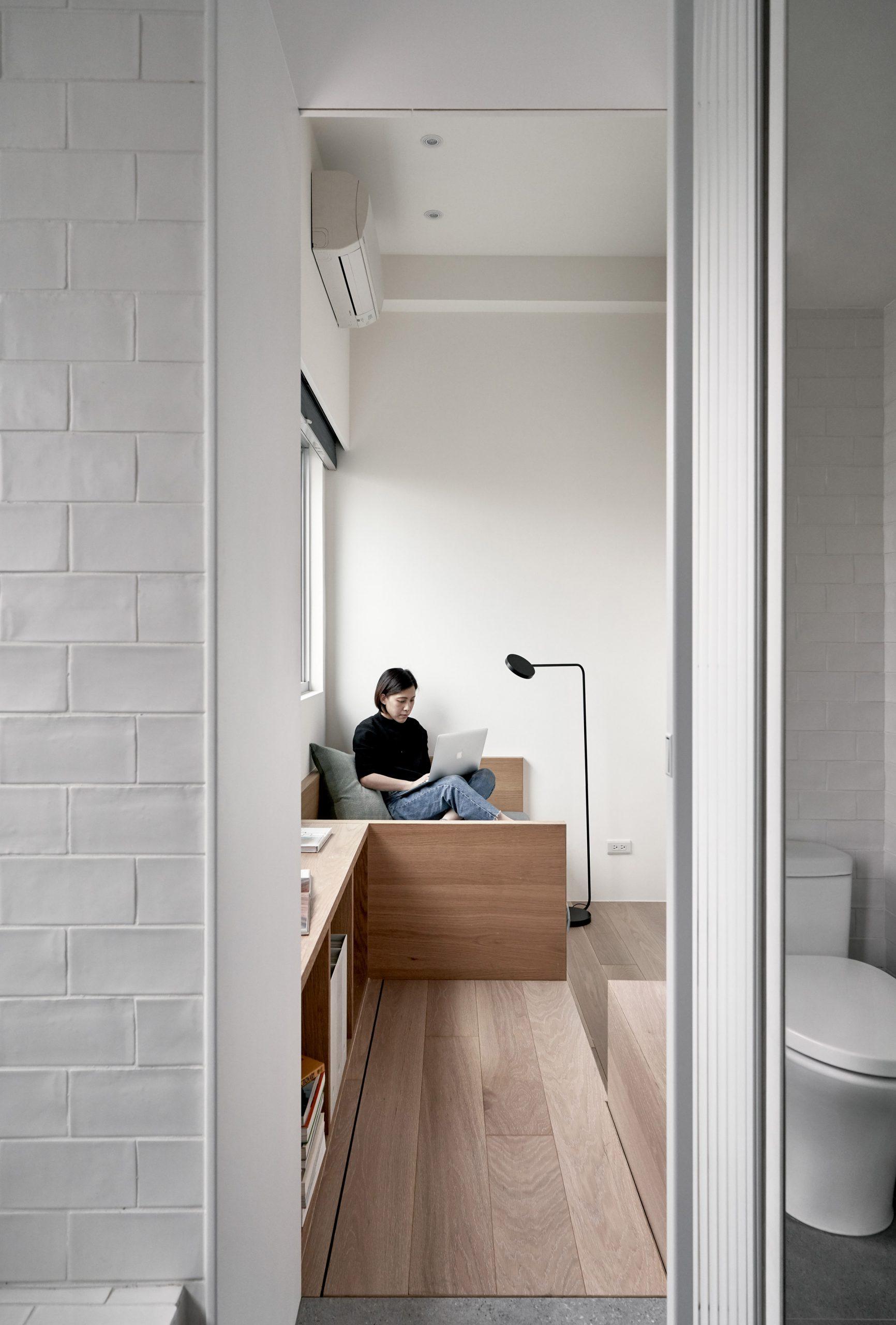Thiết kế nội thất căn hộ 50m2 8