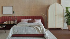 Thiết kế nội thất căn hộ 56m2 2 phòng ngủ