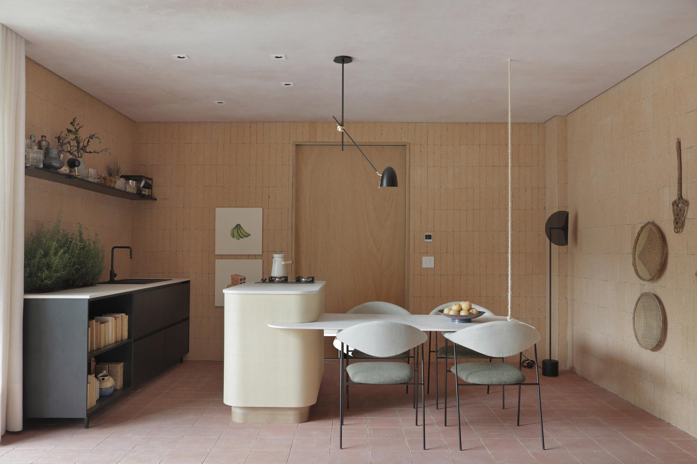 Thiết kế nội thất căn hộ 56m2 2 phòng ngủ 1