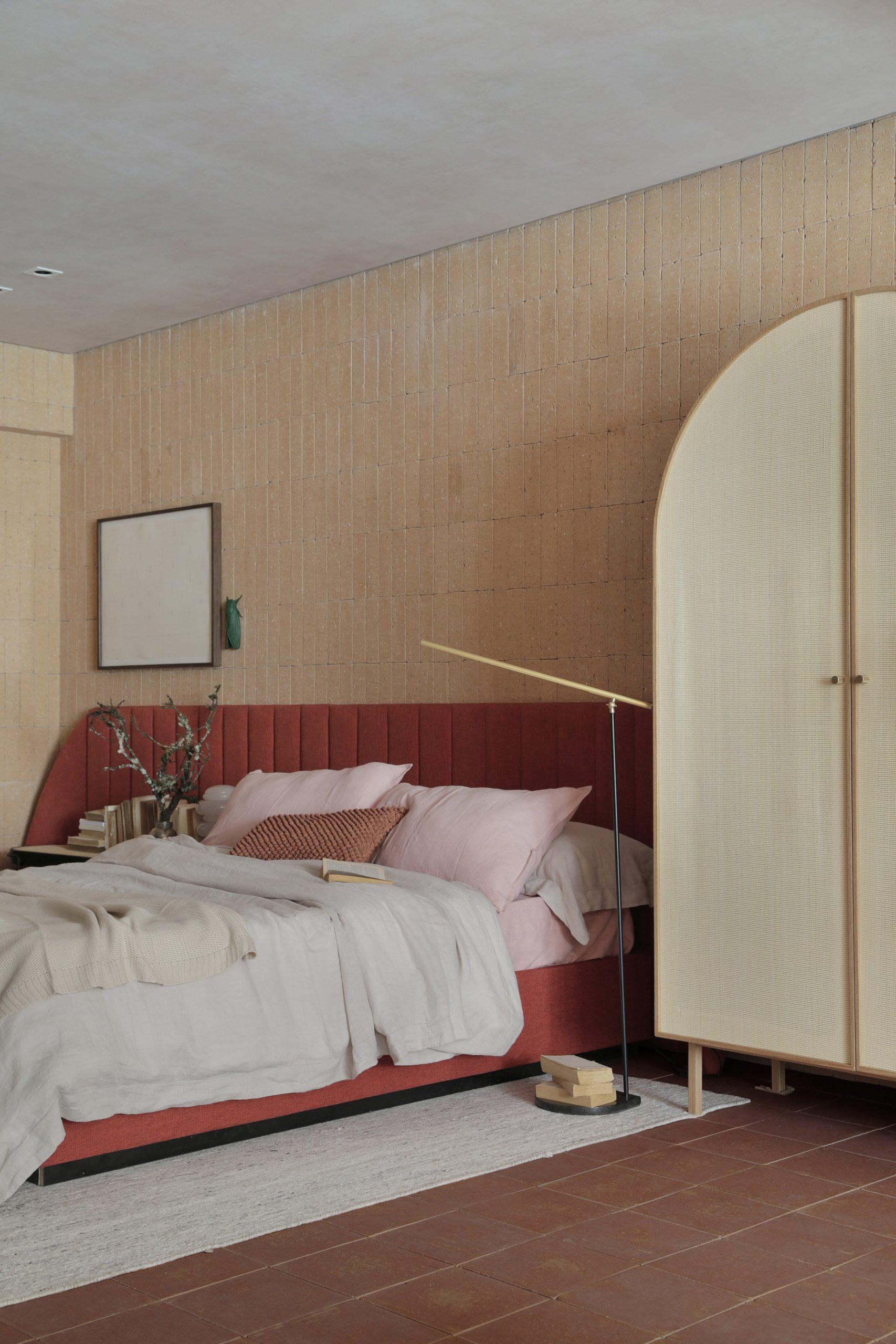 Thiết kế nội thất căn hộ 56m2 2 phòng ngủ 11