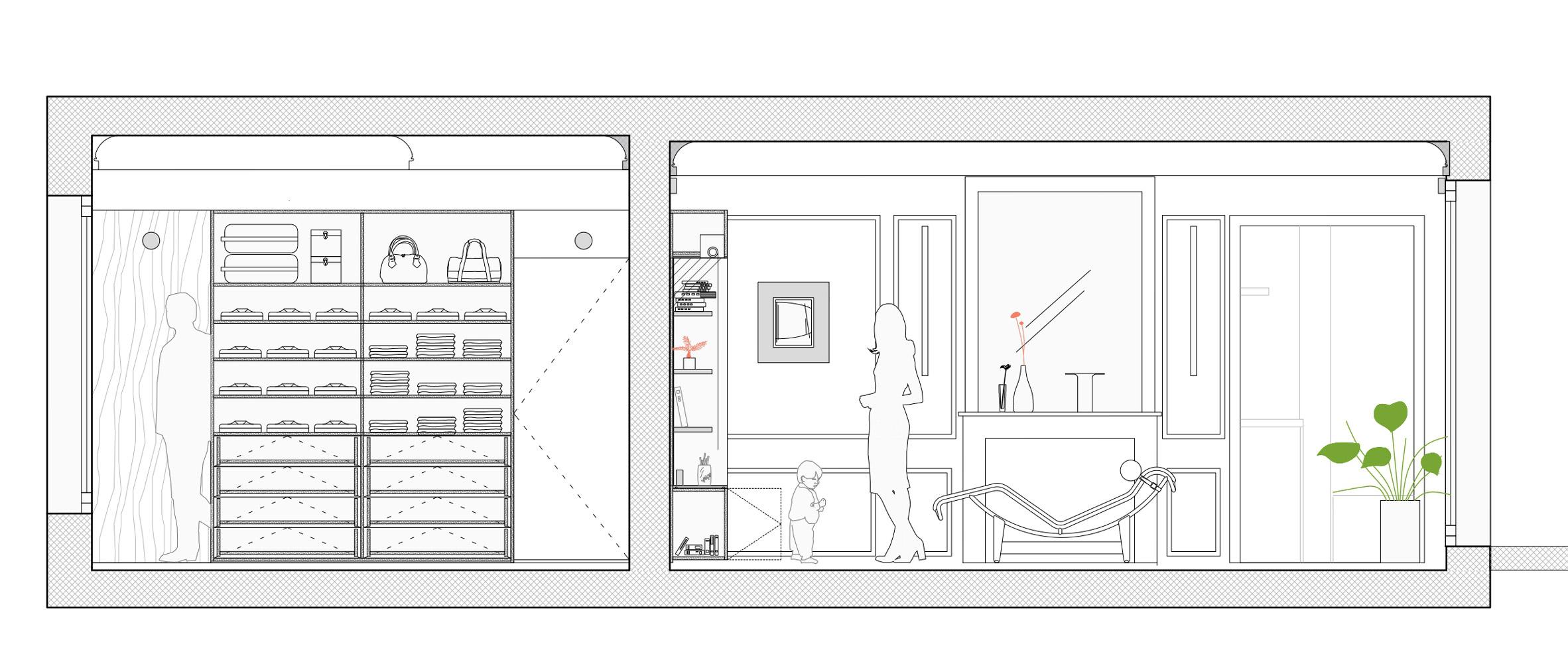Thiết kế nội thất căn hộ 90m2 12