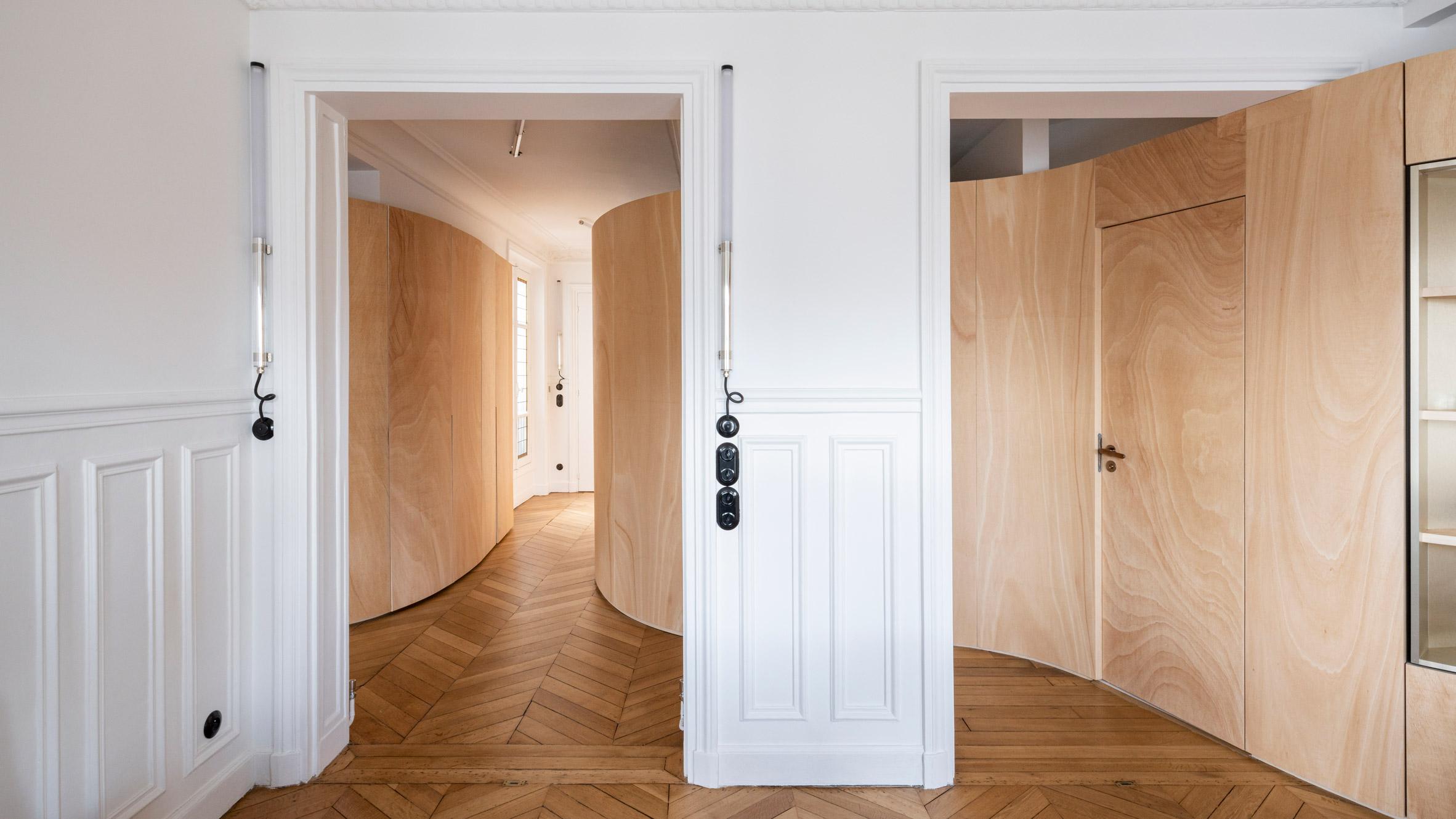 Thiết kế nội thất căn hộ 90m2 14
