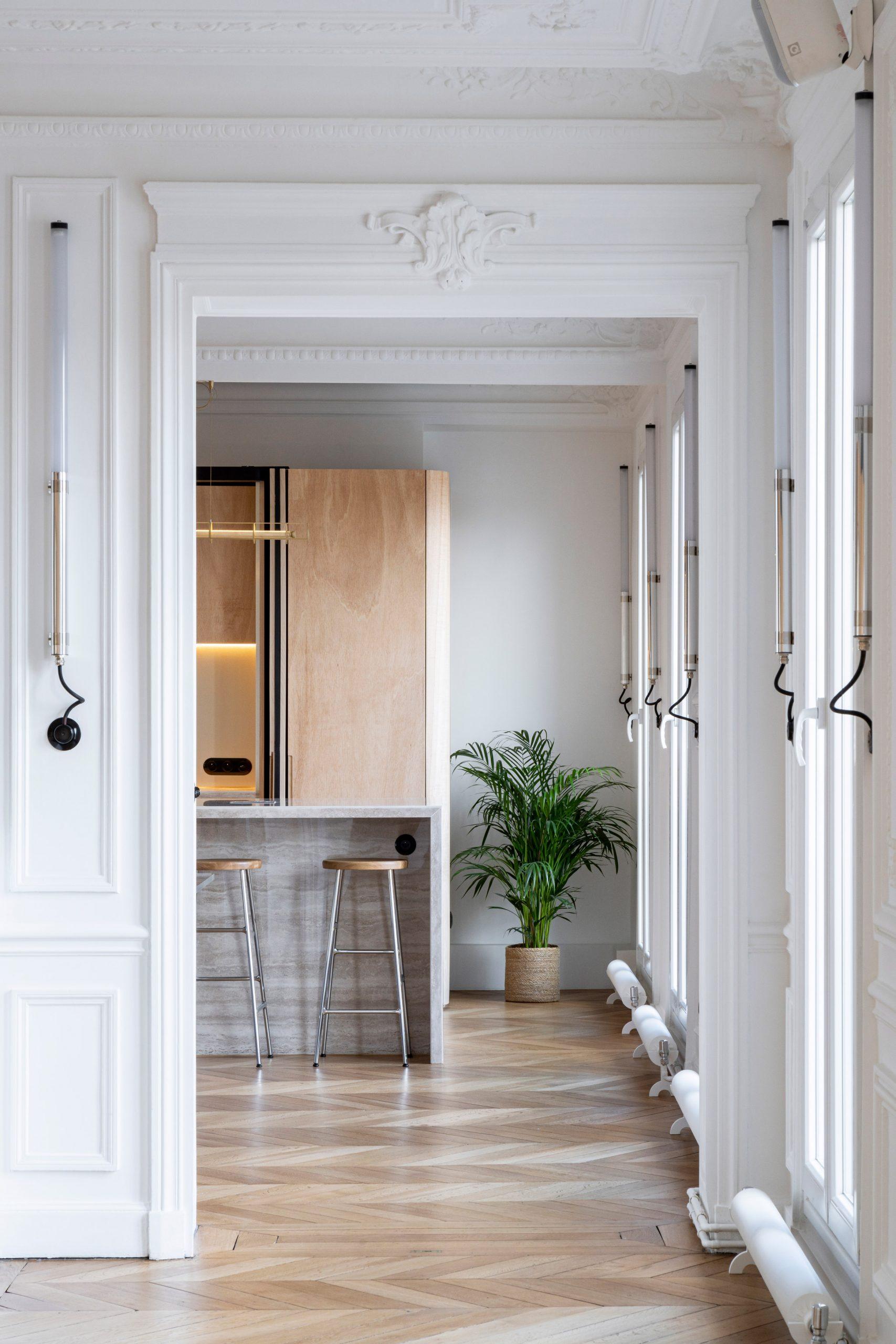Thiết kế nội thất căn hộ 90m2 17