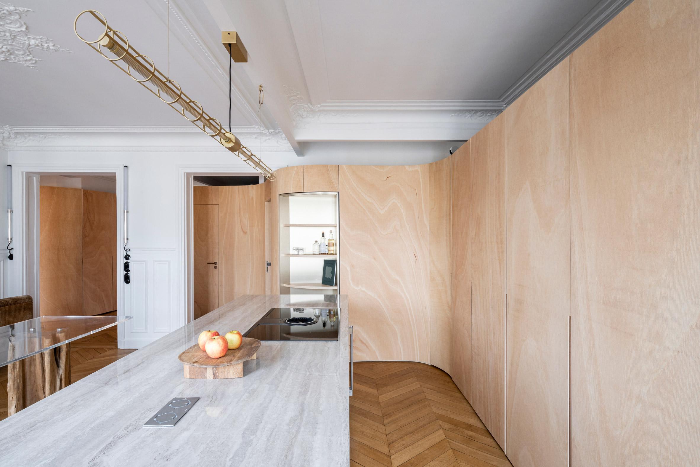 Thiết kế nội thất căn hộ 90m2 18