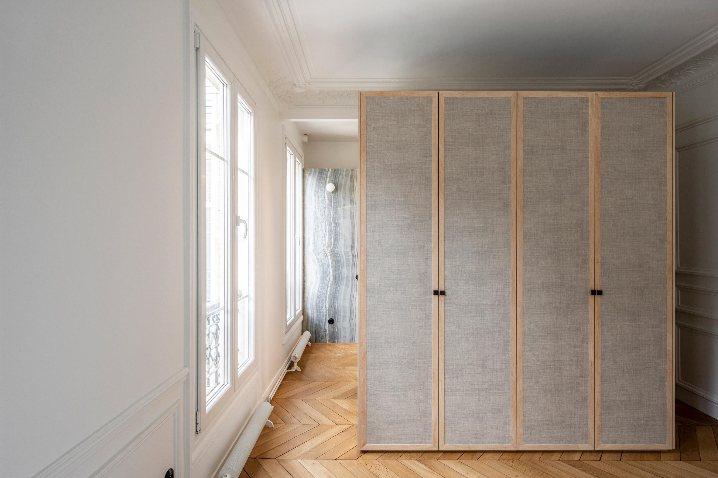 Thiết kế nội thất căn hộ 90m2 23