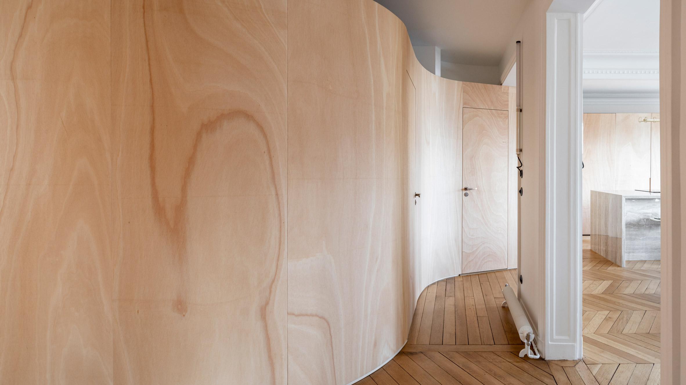 Thiết kế nội thất căn hộ 90m2 24