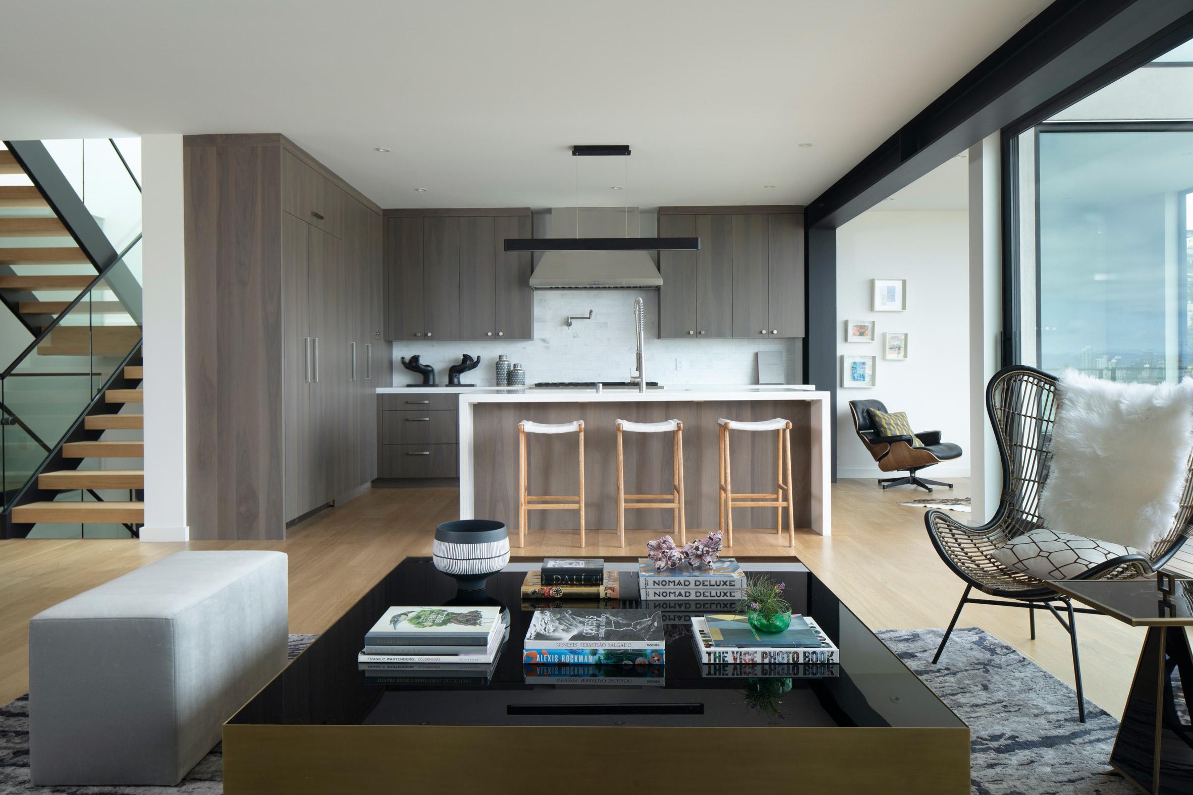 Thiết kế nội thất căn hộ 90m2 4