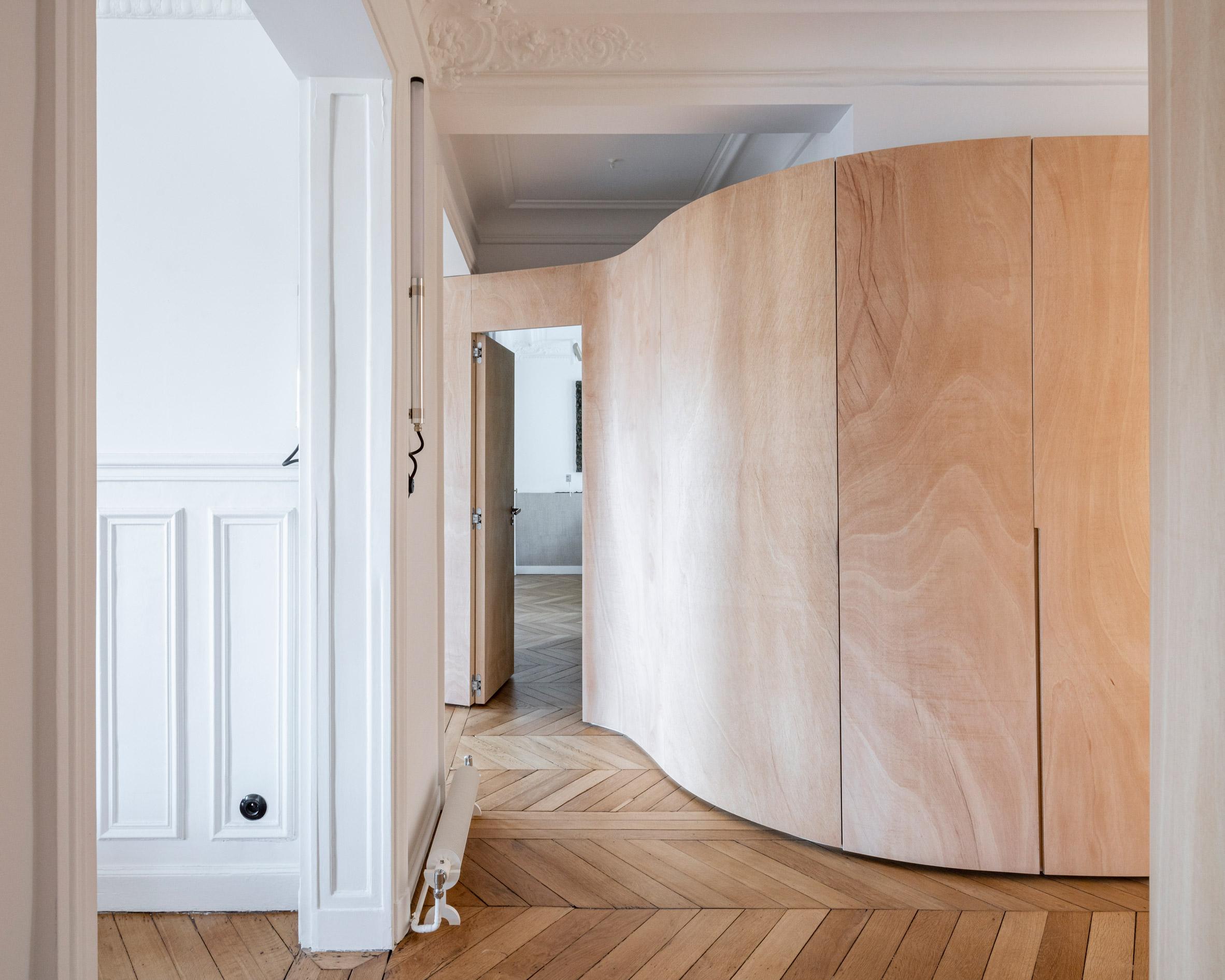 Thiết kế nội thất căn hộ 90m2 5