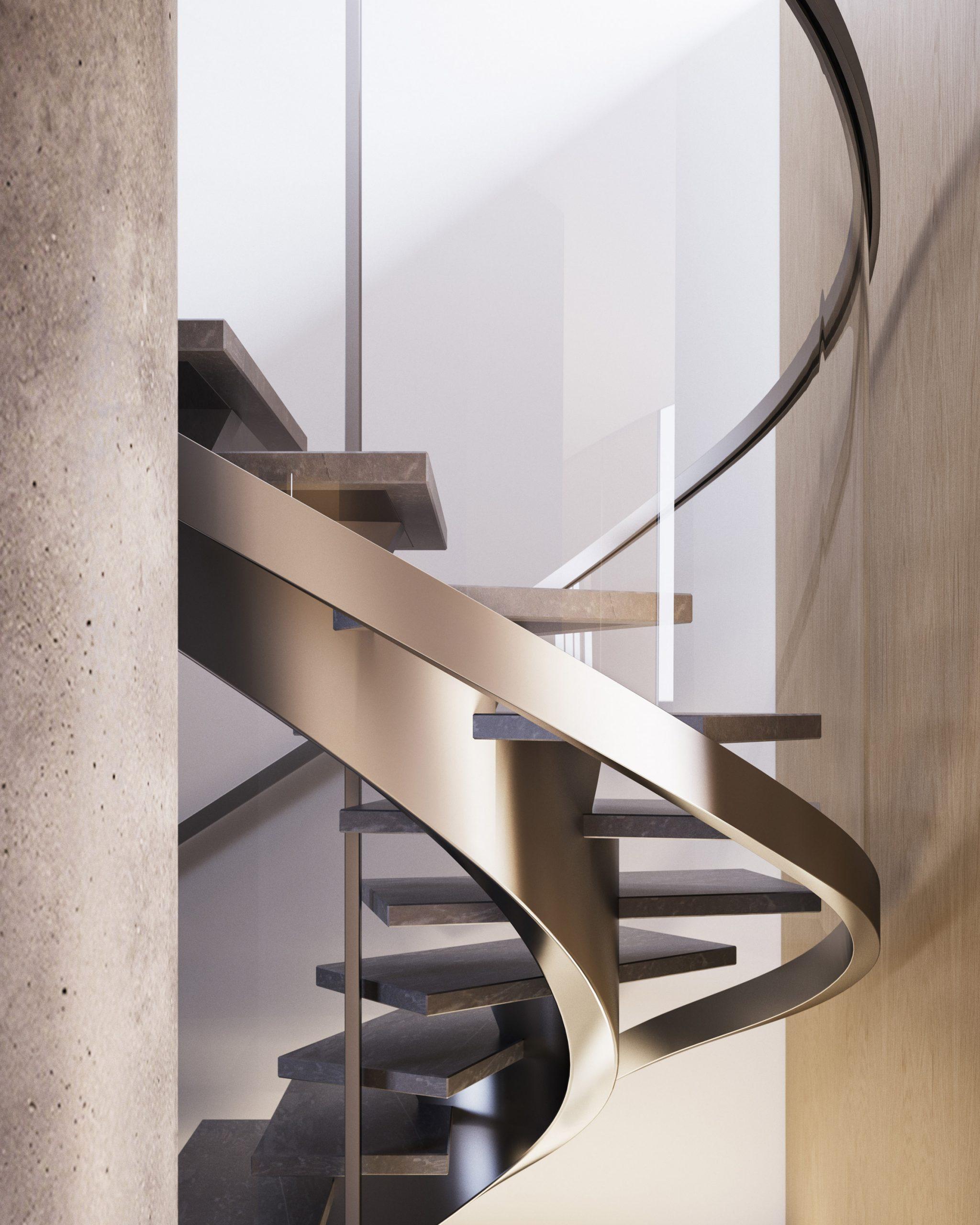 Thiết kế nội thất căn hộ Duplex 5