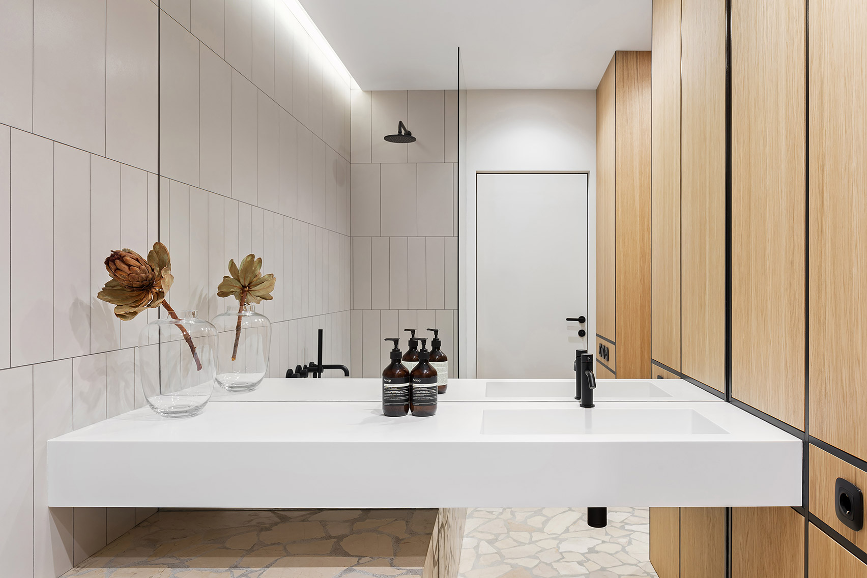 Thiết kế nội thất căn hộ chung cư 11