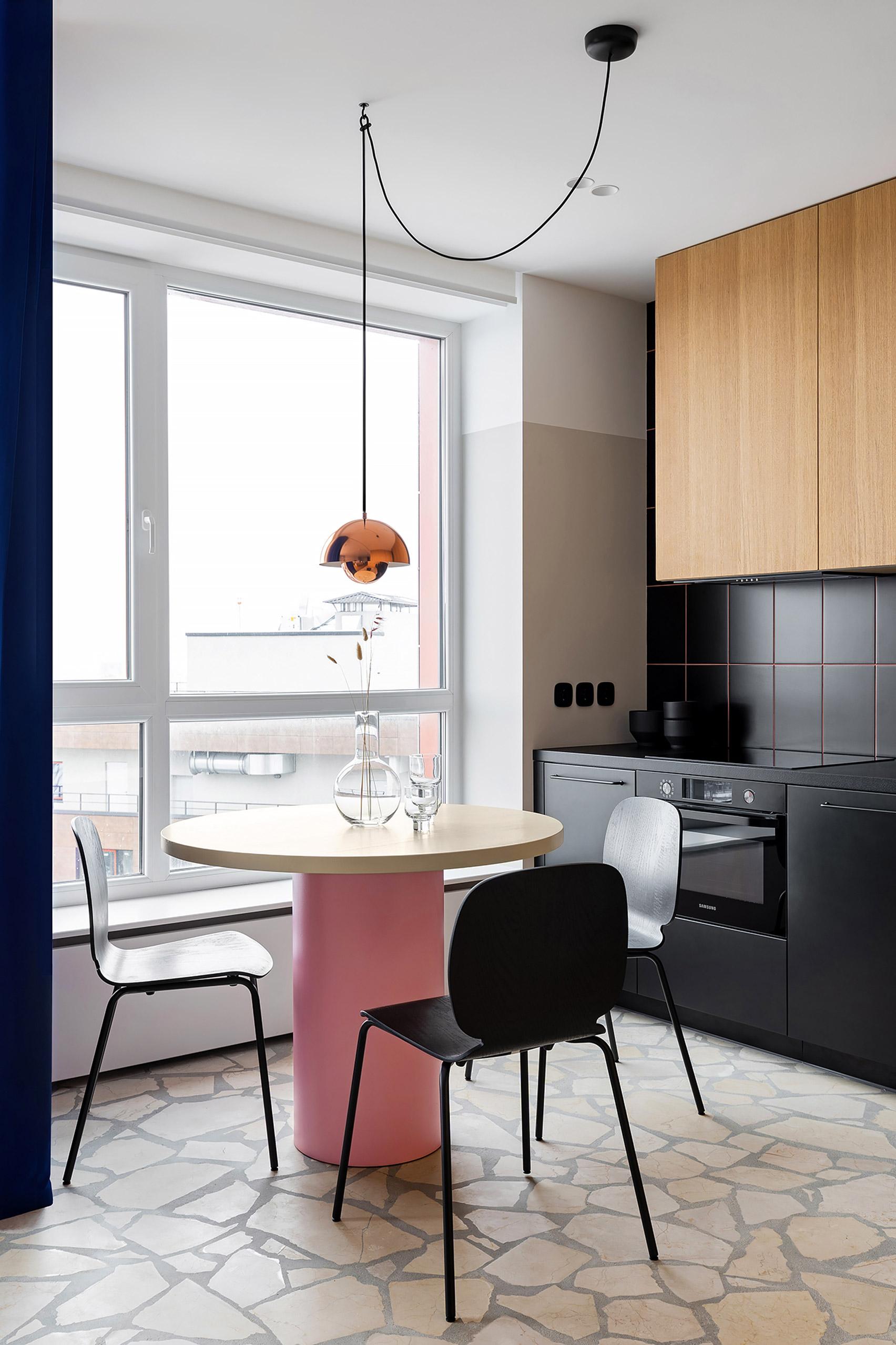 Thiết kế nội thất căn hộ chung cư 16