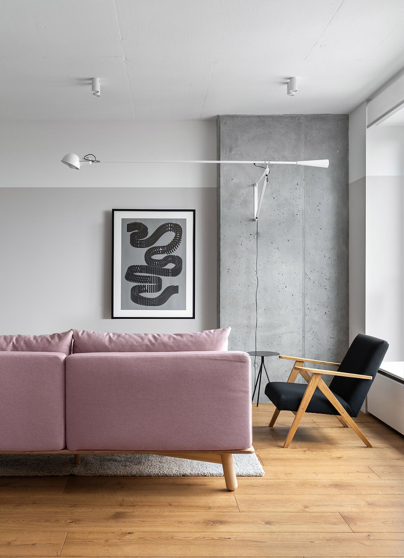 Thiết kế nội thất căn hộ chung cư 18