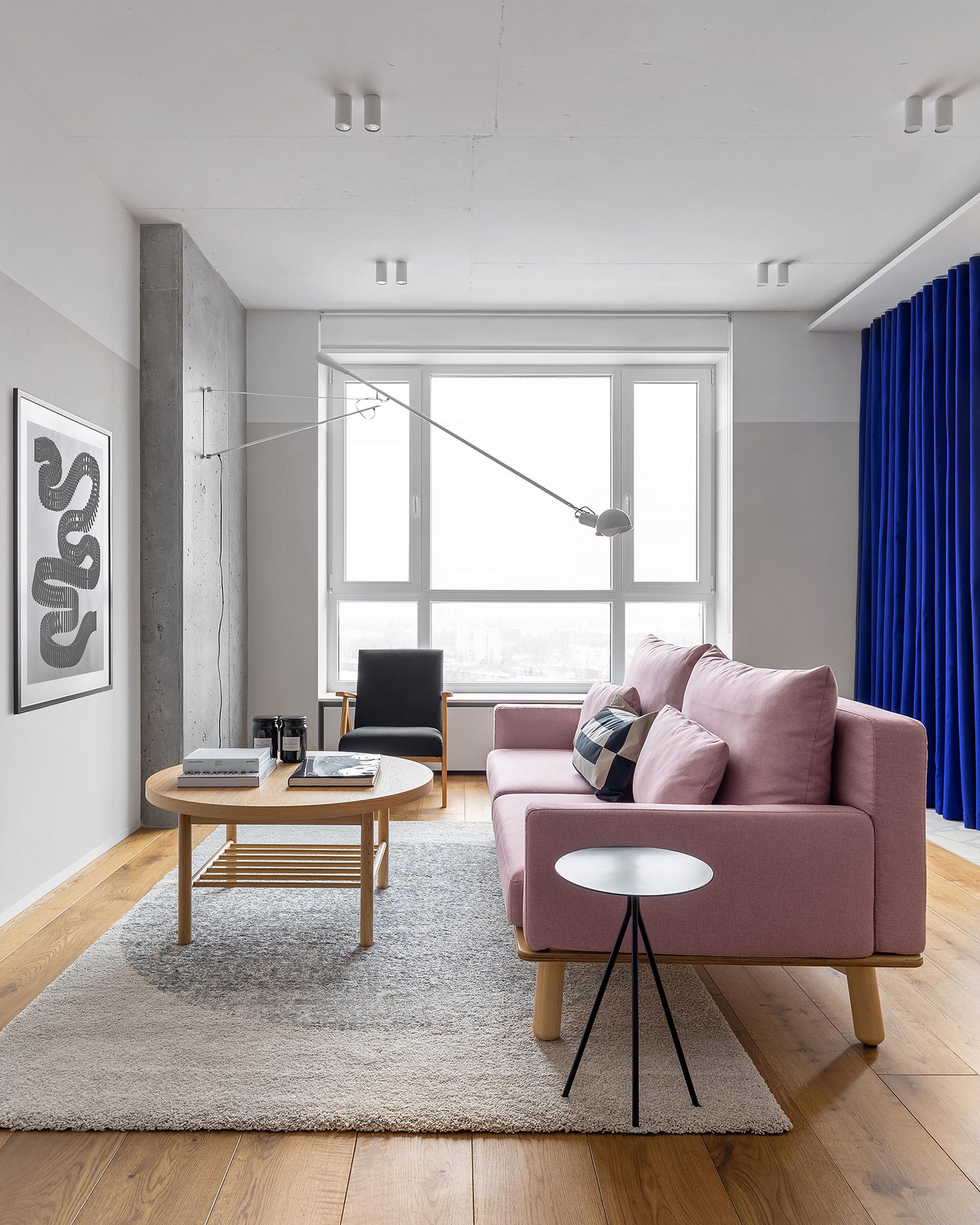 Thiết kế nội thất căn hộ chung cư 20