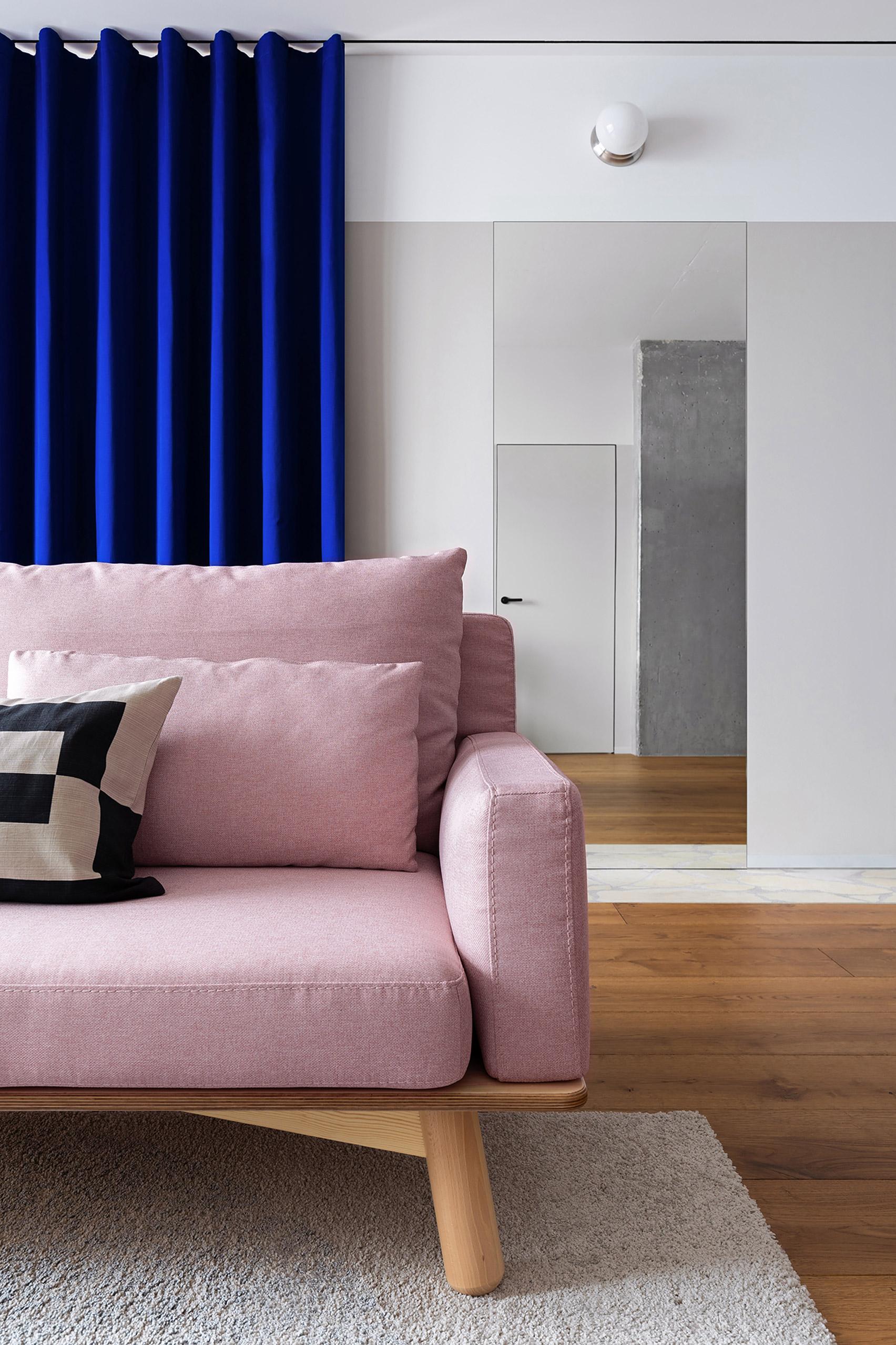 Thiết kế nội thất căn hộ chung cư 5