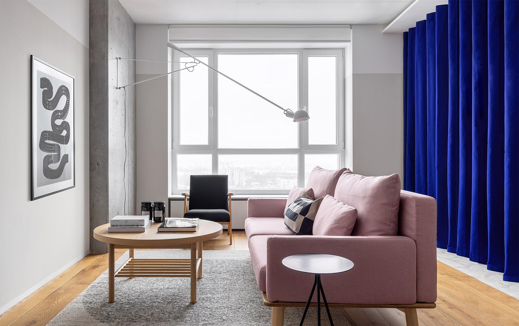 Thiết kế nội thất căn hộ chung cư 6