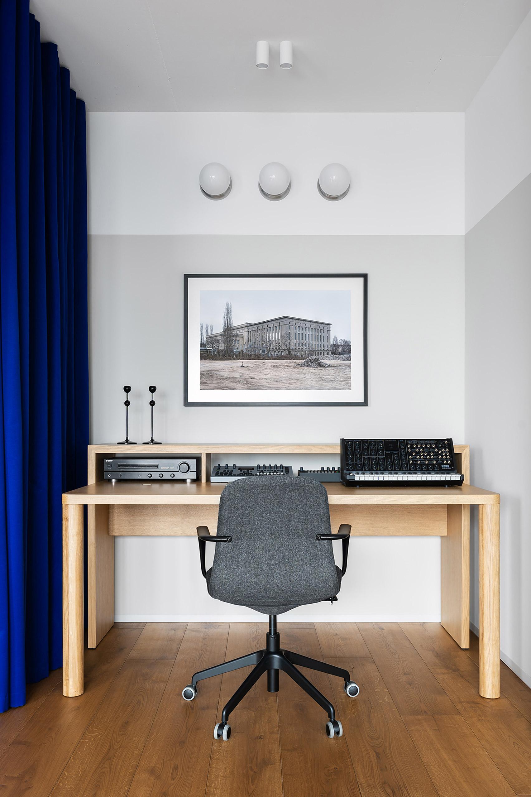 Thiết kế nội thất căn hộ chung cư 8