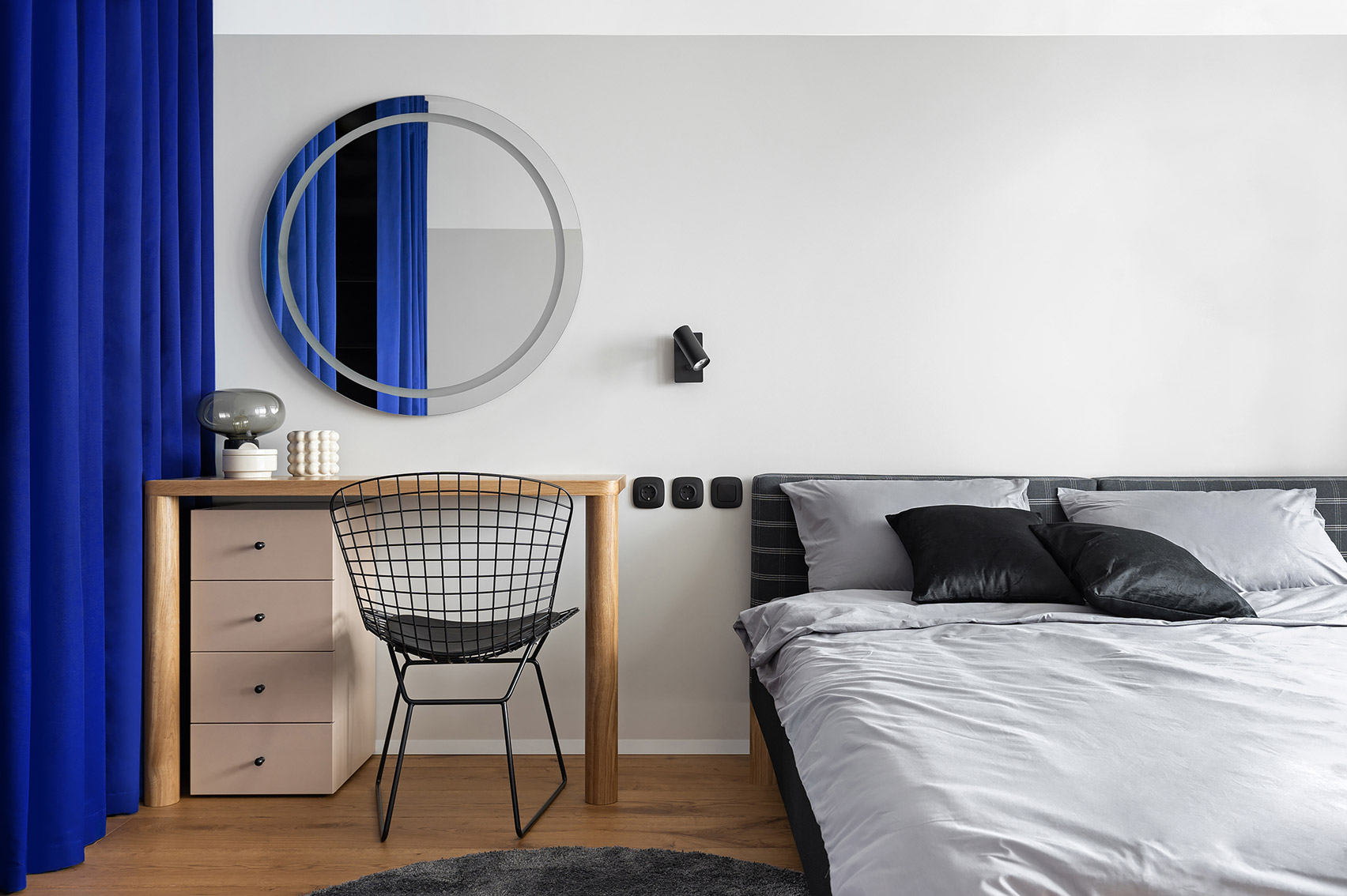 Thiết kế nội thất căn hộ chung cư 9